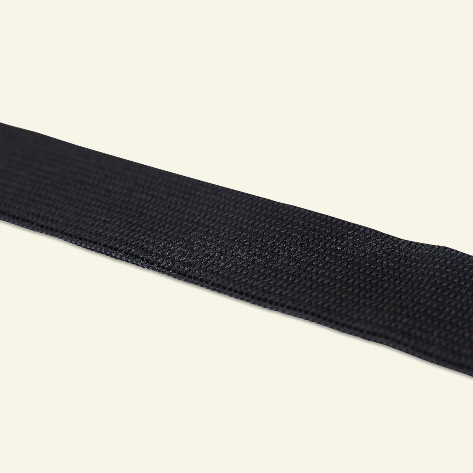 Elastic 25mm black 50m 3513043_pack_b