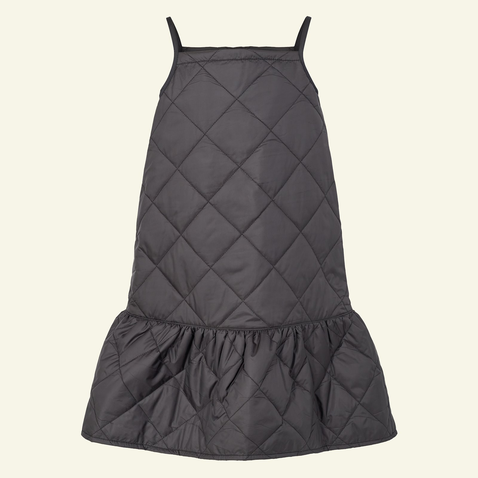 Flounce dress, 134/9y p63062_920215_sskit