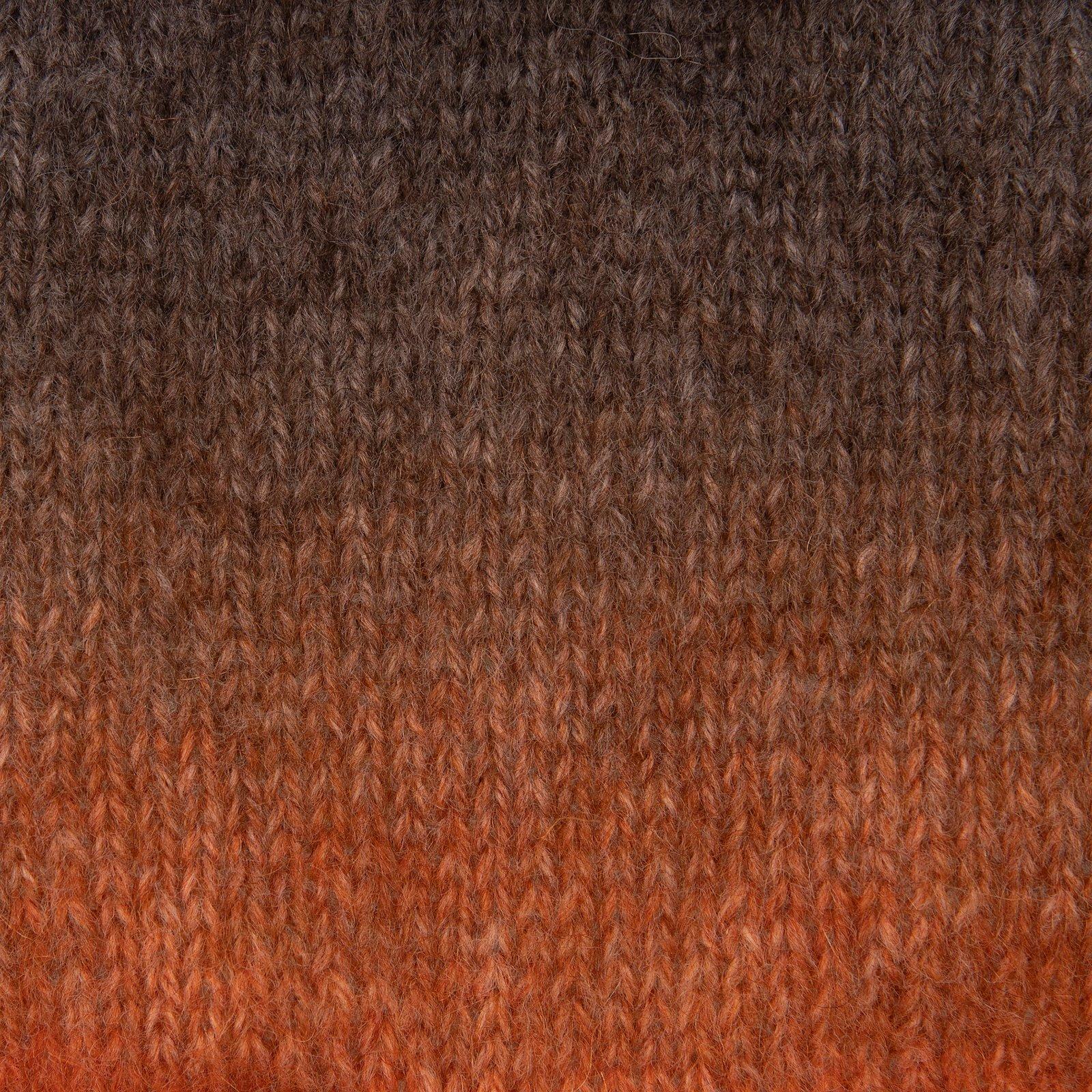 Fluffy 50g, brown mix 90000095_sskit