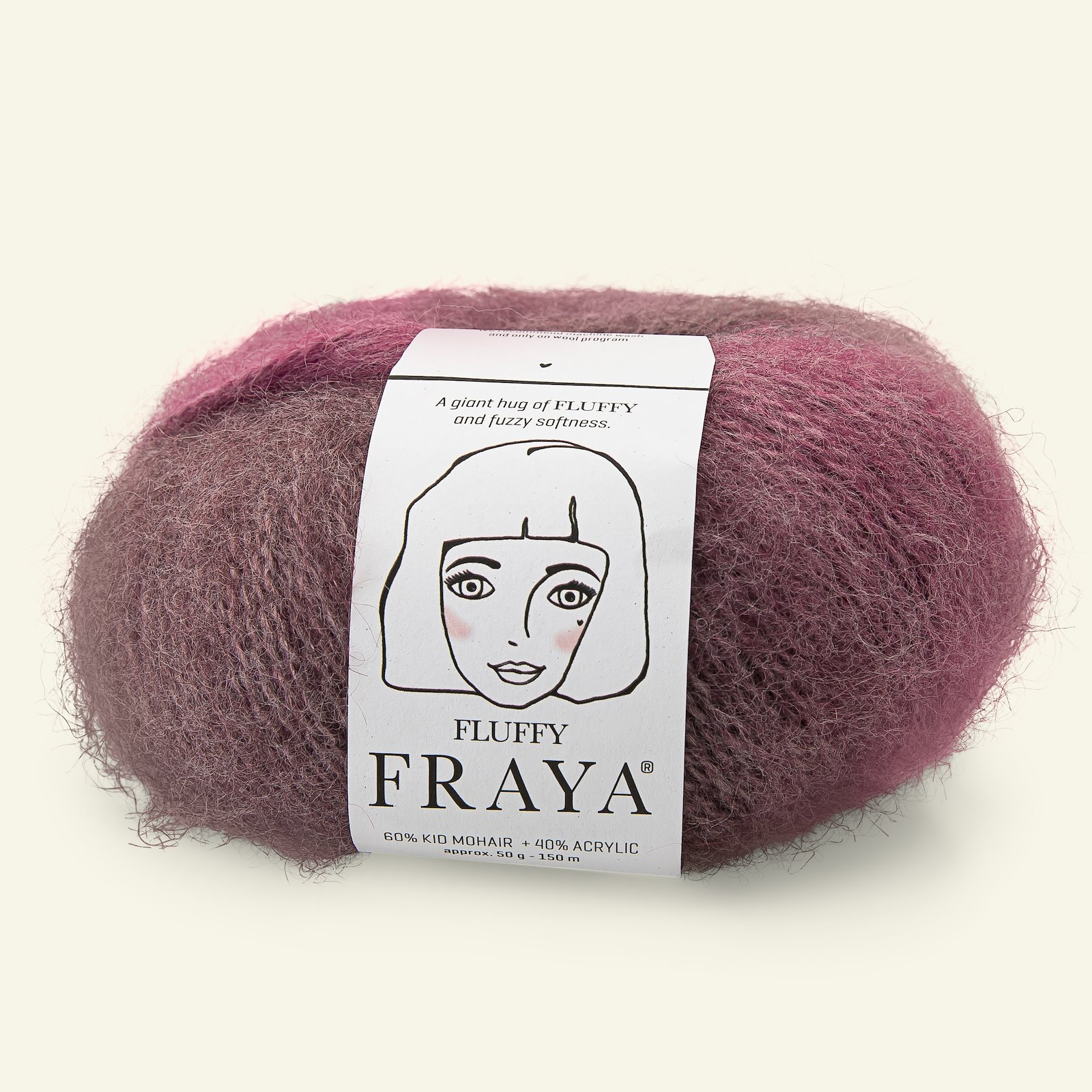 Fluffy 50g, lavender mix 90000097_pack