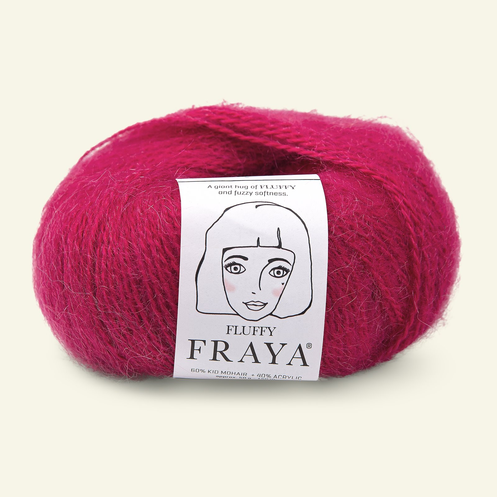 Fluffy pink 50g 90066310_pack