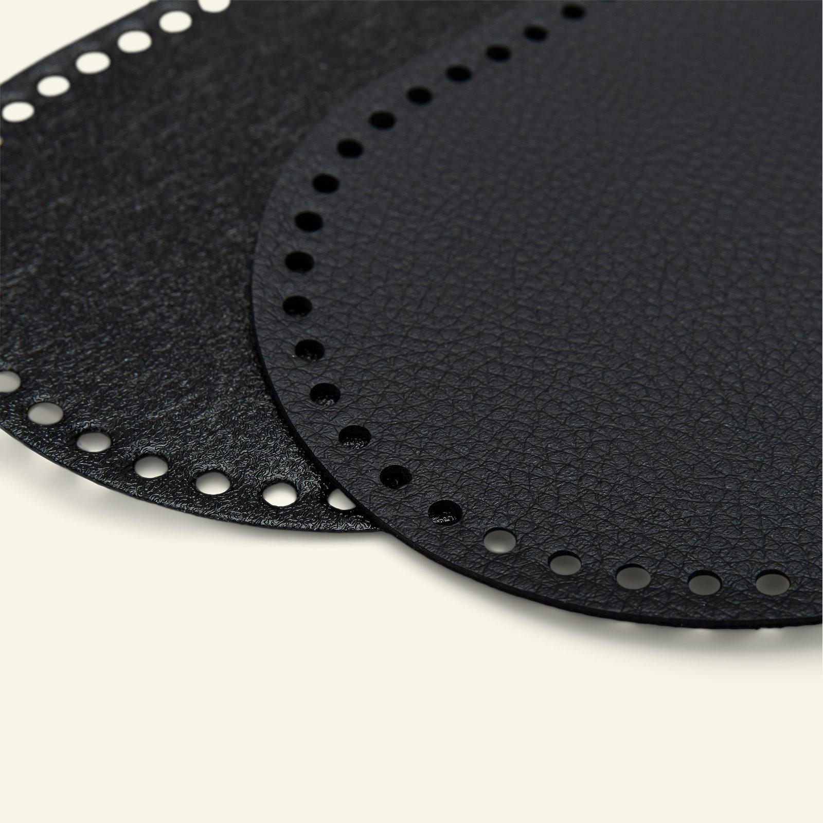 FRAYA bag/basket bottom 15x30cm black 1p 83313_pack_b