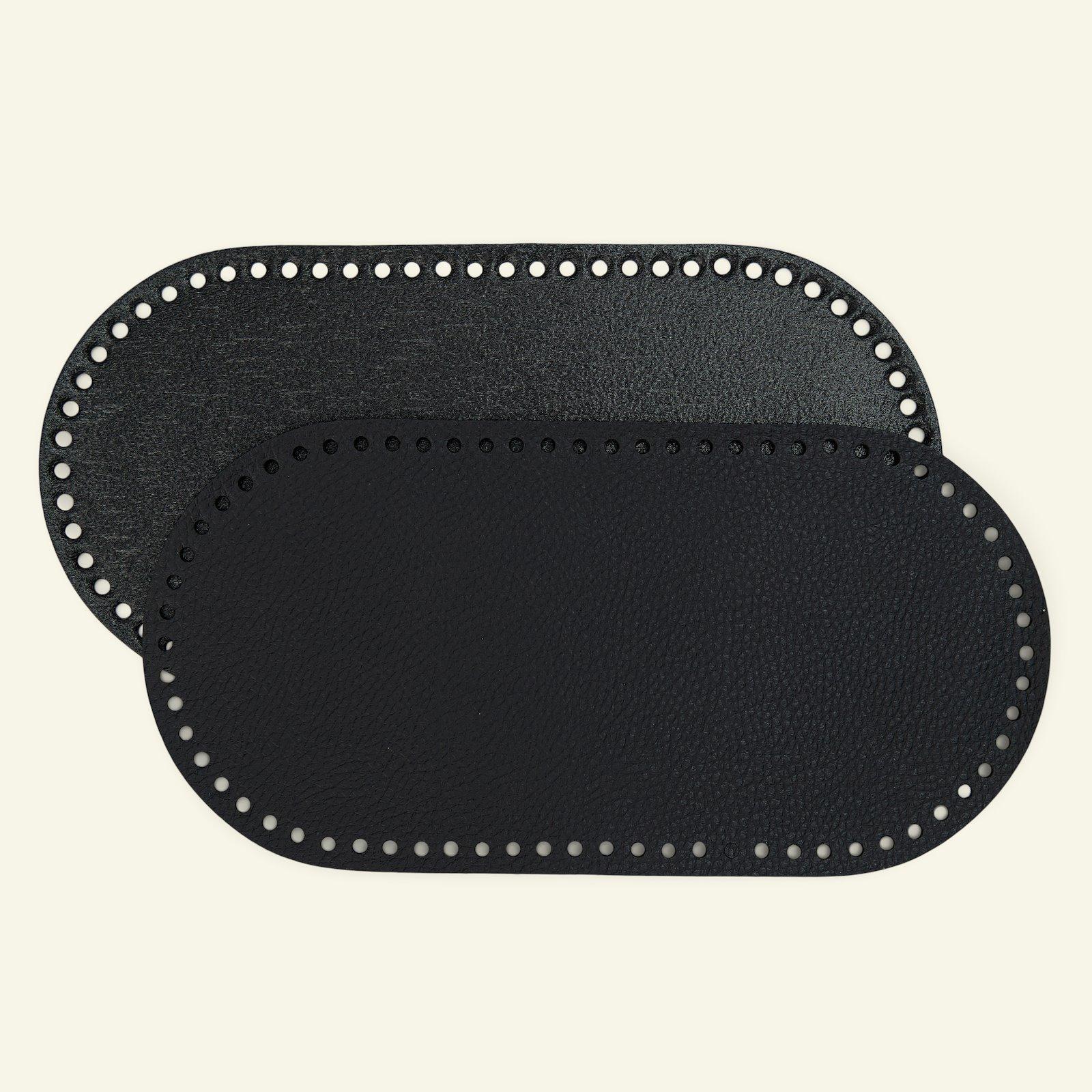 FRAYA bag/basket bottom 15x30cm black 1p 83313_pack