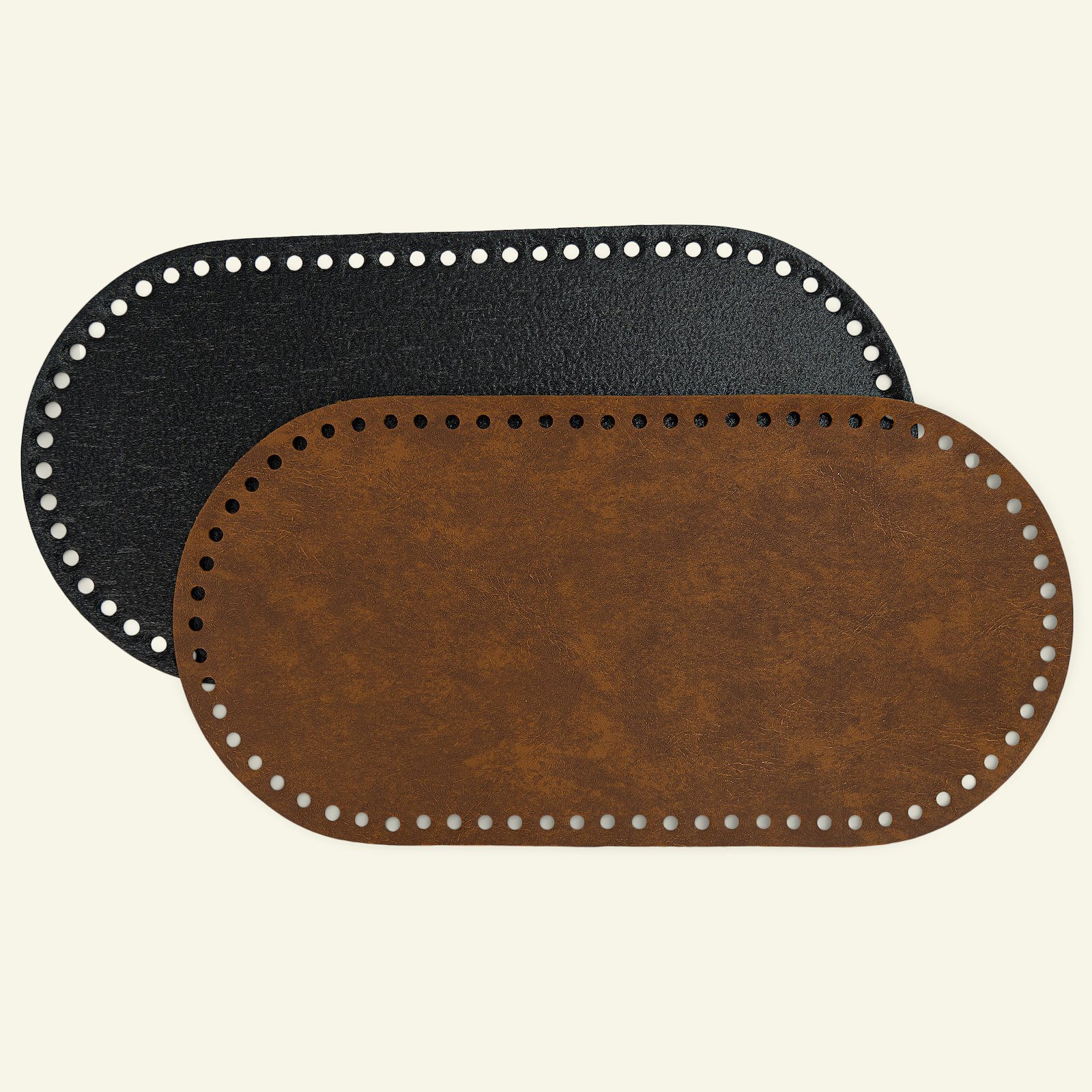 FRAYA bag/basket bottom 15x30cm brown 1p 83312_pack