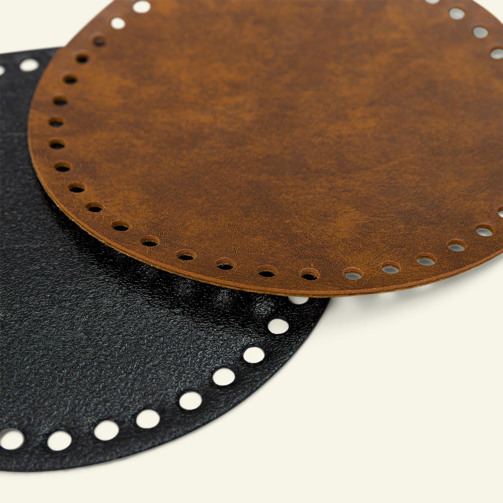 FRAYA bag/basket bottom 16cm brown 1pc 83308_pack_b