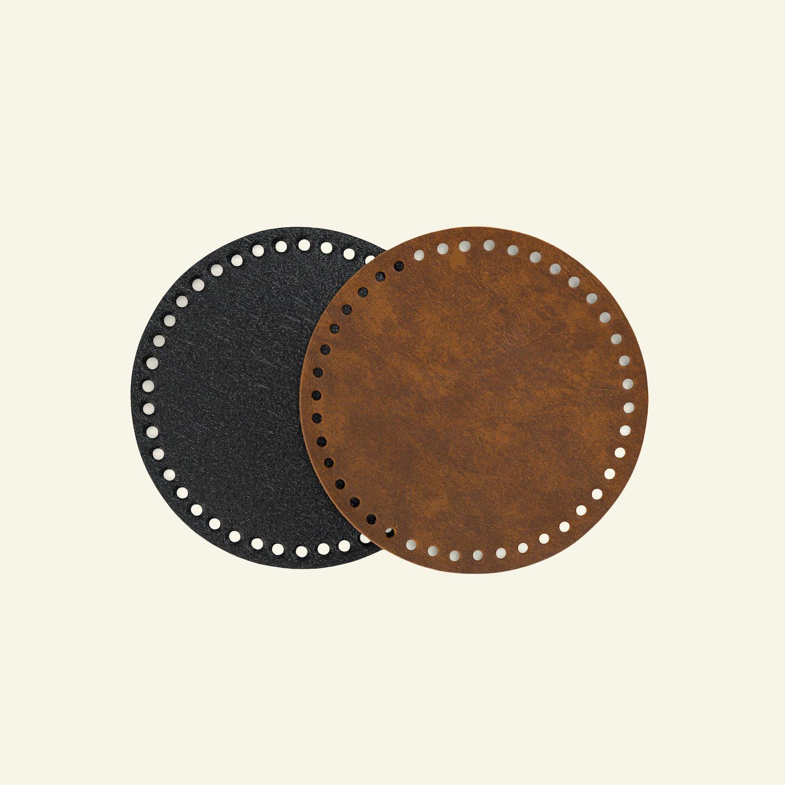 FRAYA bag/basket bottom 16cm brown 1pc 83308_pack