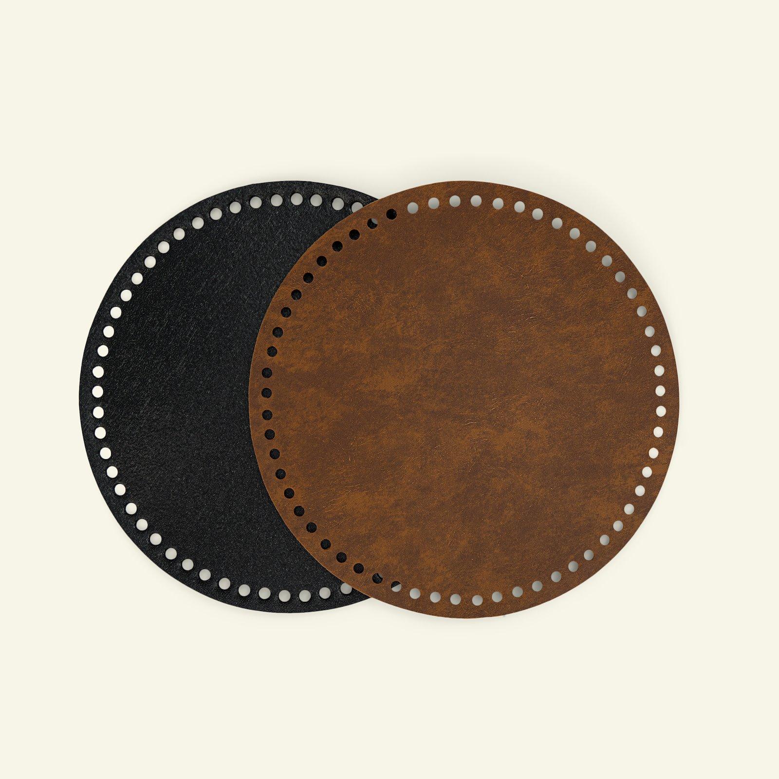 FRAYA bag/basket bottom 20cm brown 1pc 83310_pack