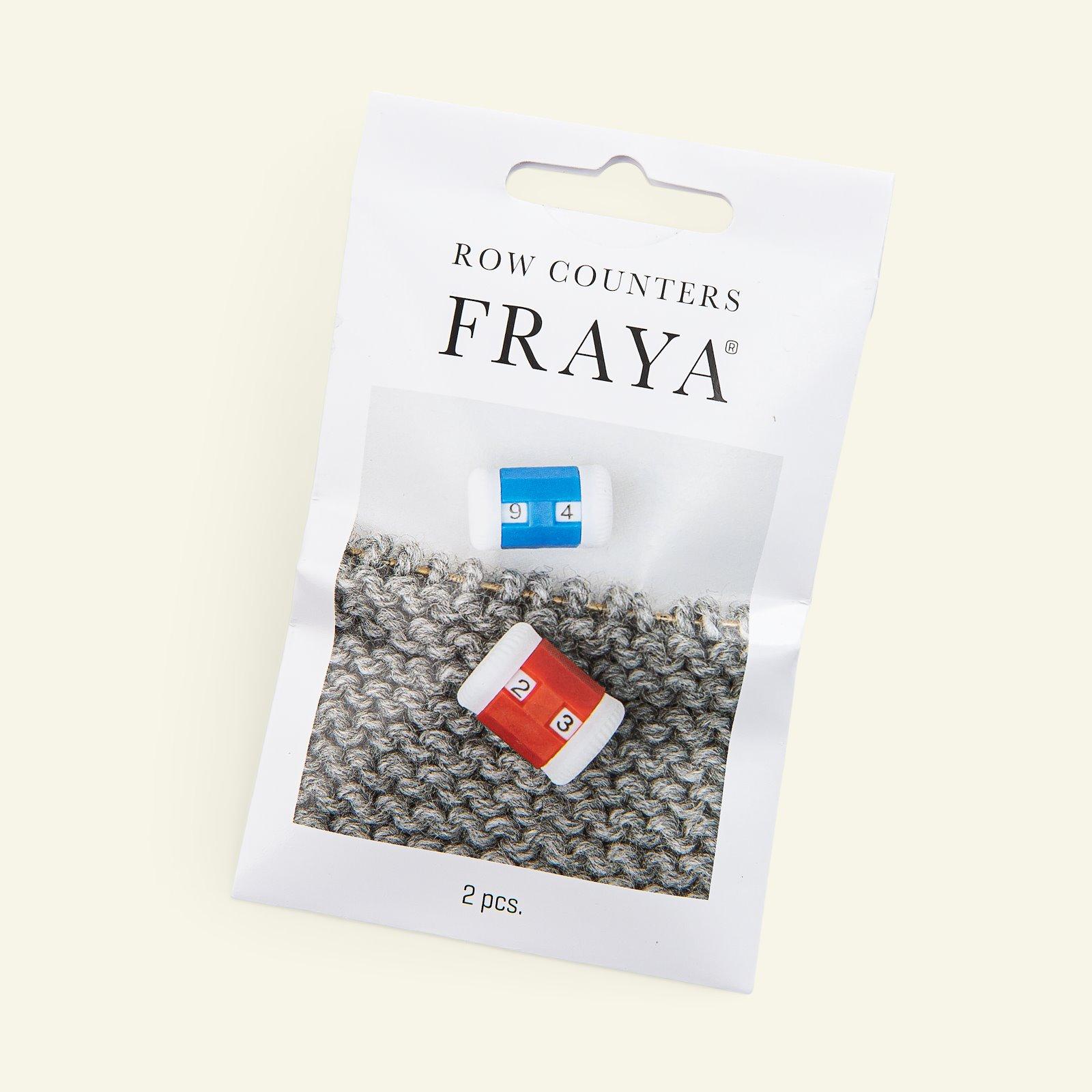 FRAYA row counters 2 pcs. 83305_pack_b