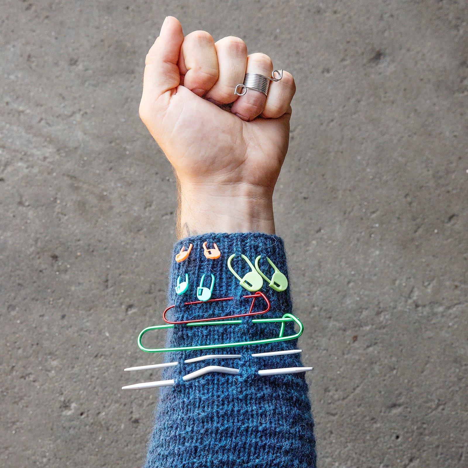 FRAYA stitch markers 12 pcs. 83105_83300_83304_83301_83106_90054729_bundle