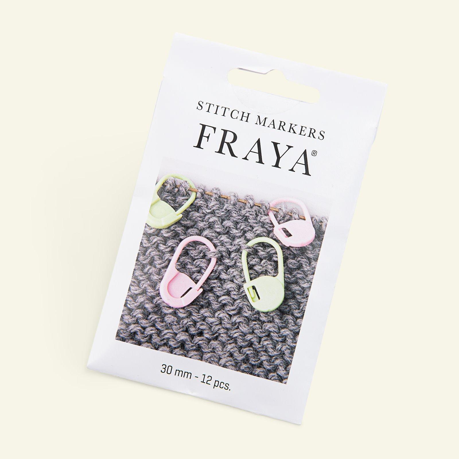 FRAYA stitch markers 12 pcs. 83304_pack_b