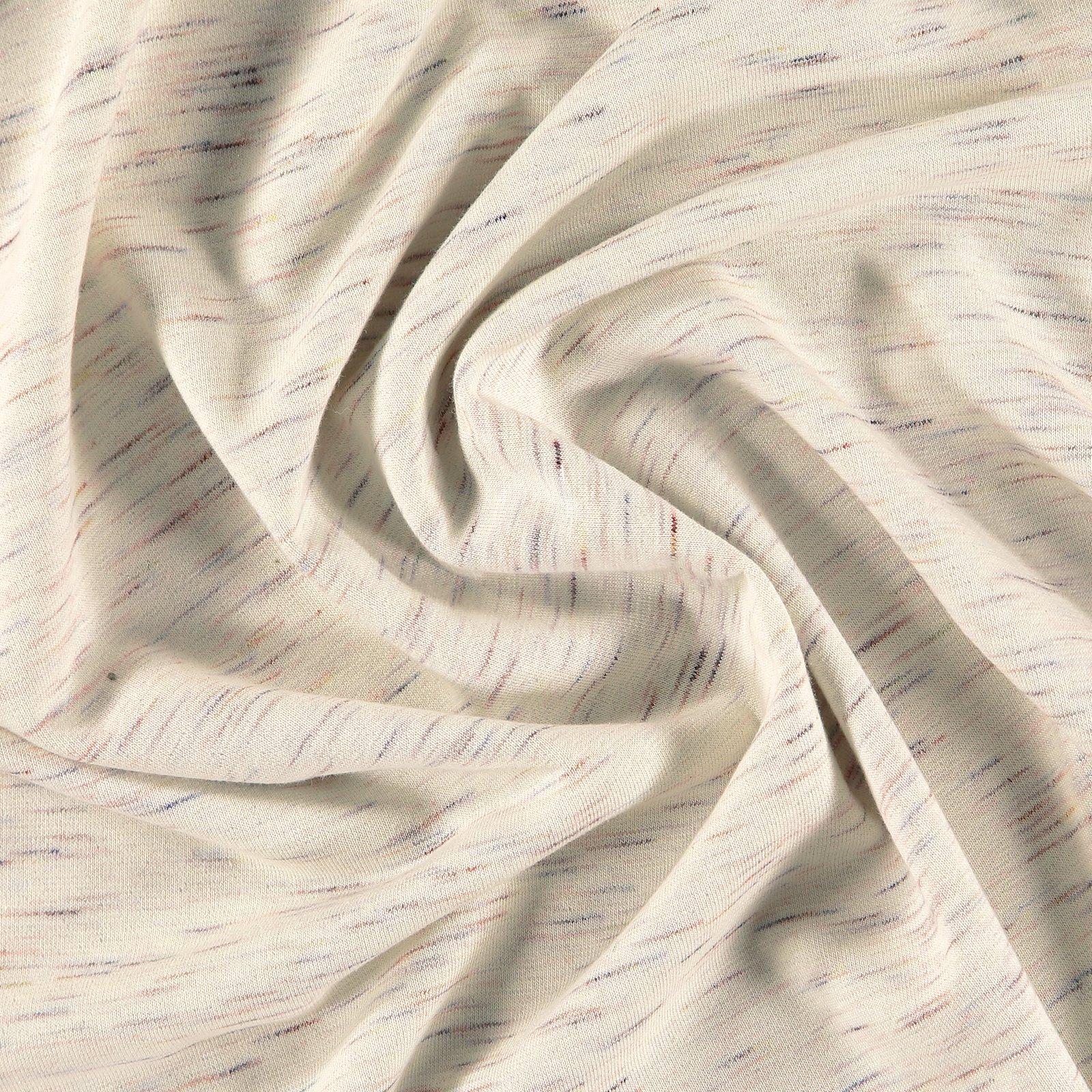 French Terry natur bunt m.Silbersprenkel 211789_pack