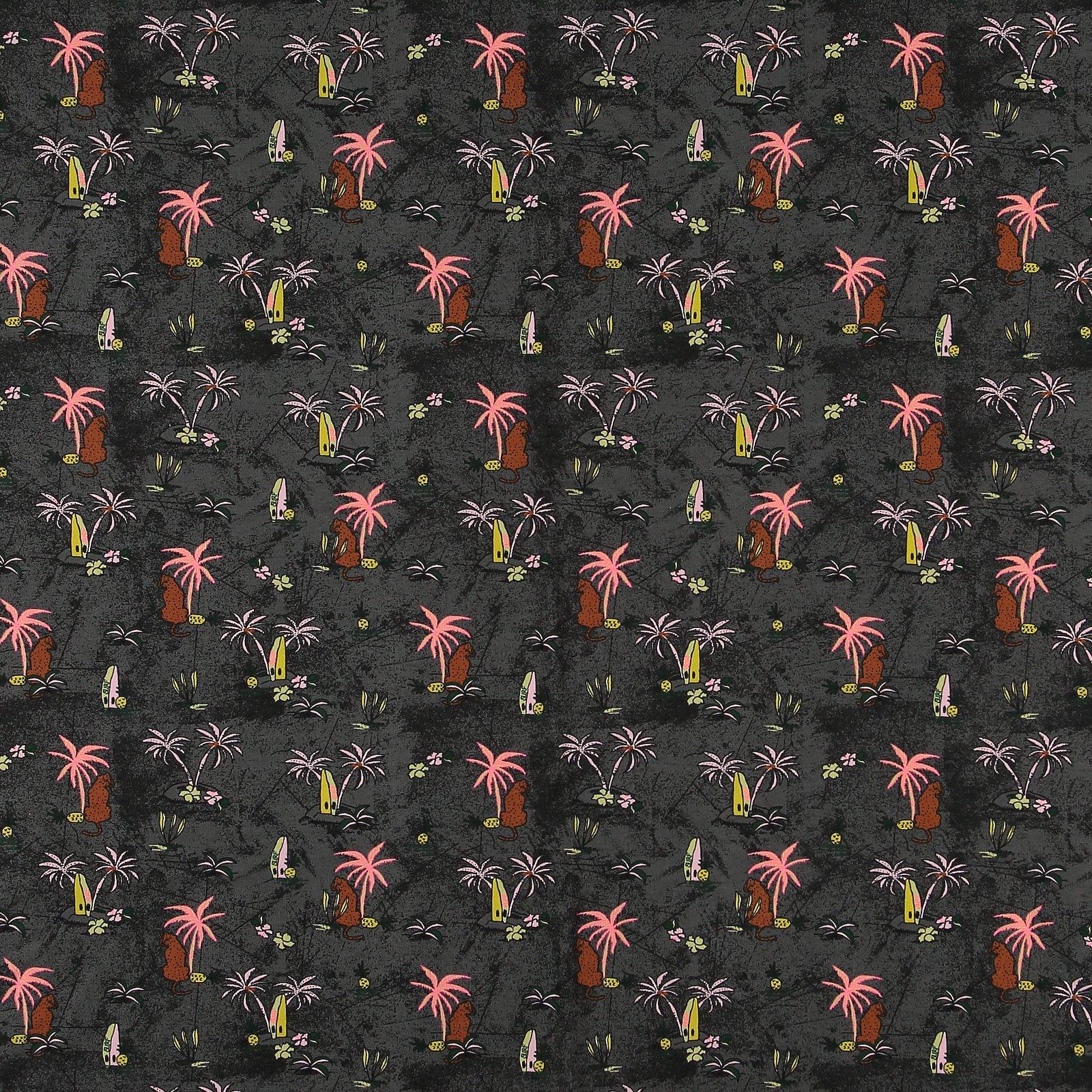 French terry w stretch dark grey w palms 211739_pack_sp