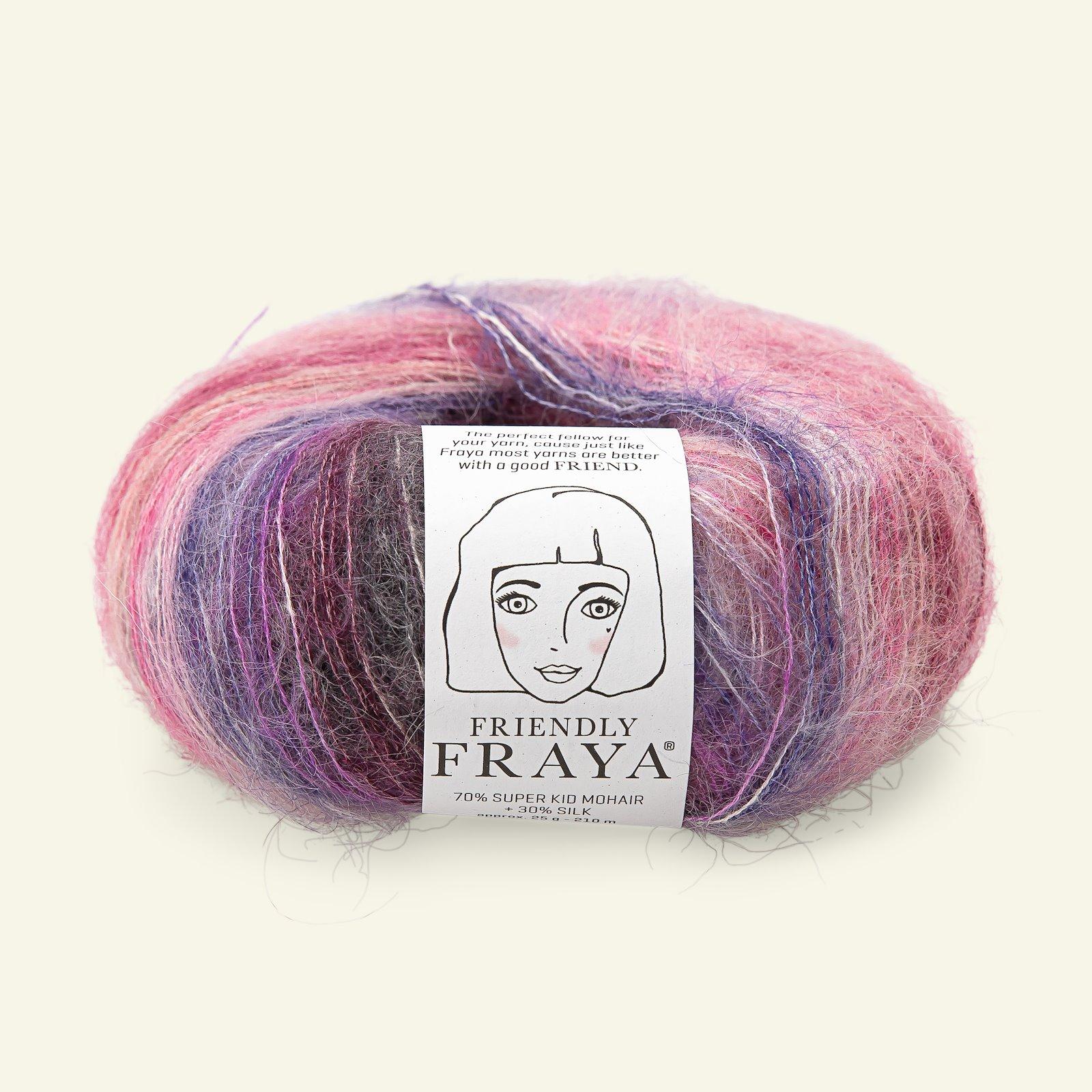 Friendly 25g, purple mix 90000100_pack