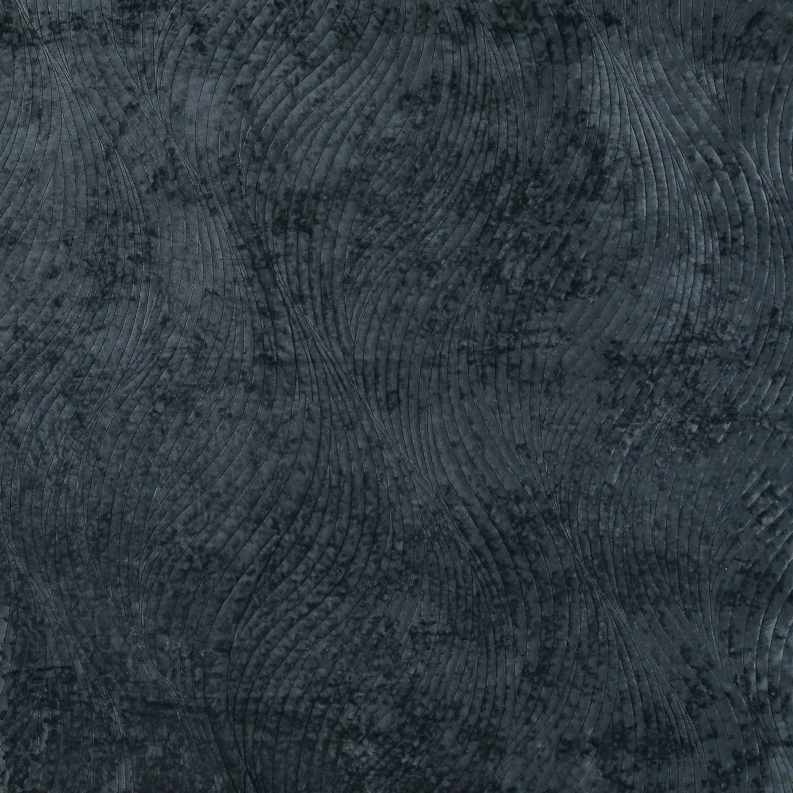 Gequilteter Samt, Blaugrau abstr. Muster 920216_pack_solid