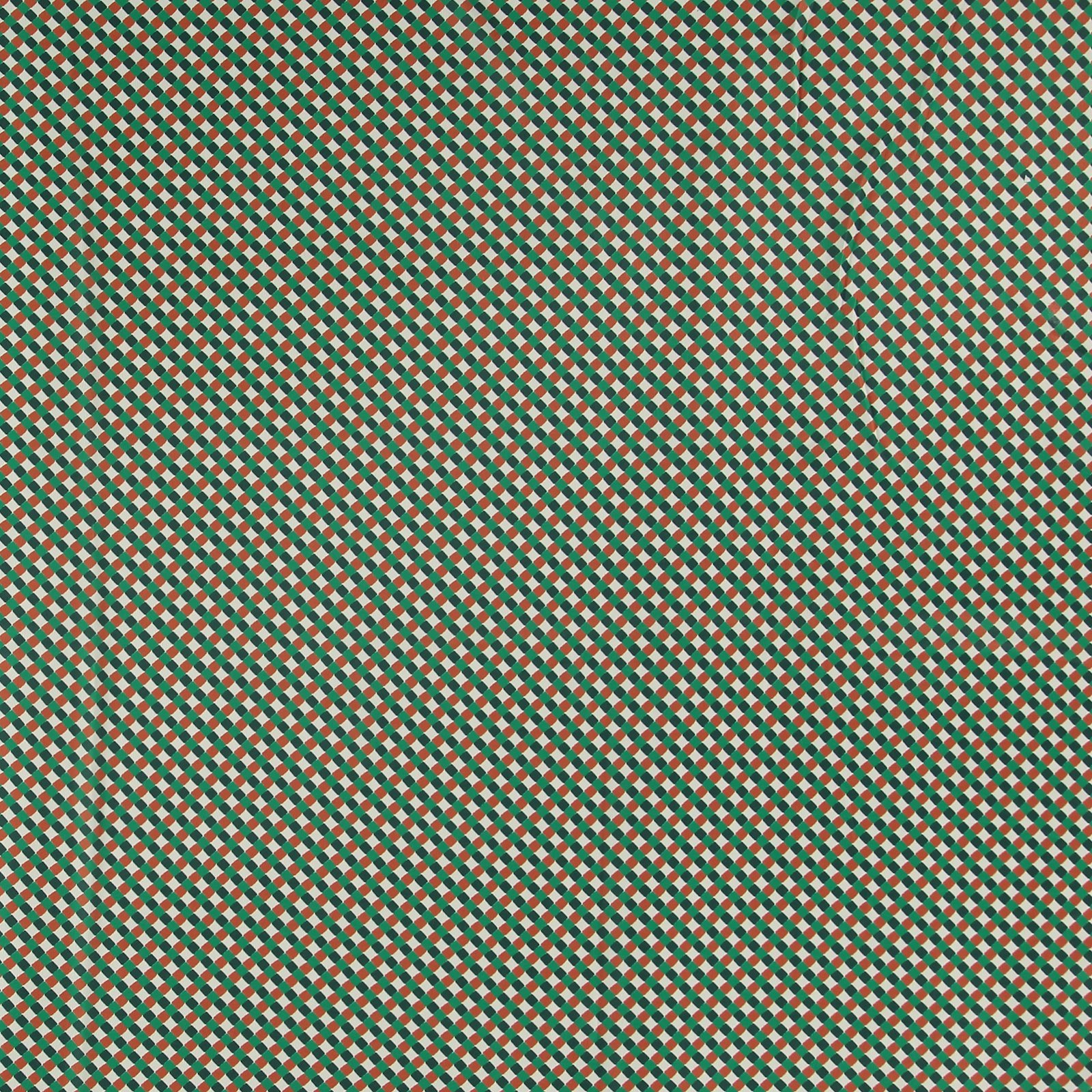 Gewebter Crepe, Natur/Braun/Grün kariert 560256_pack_sp