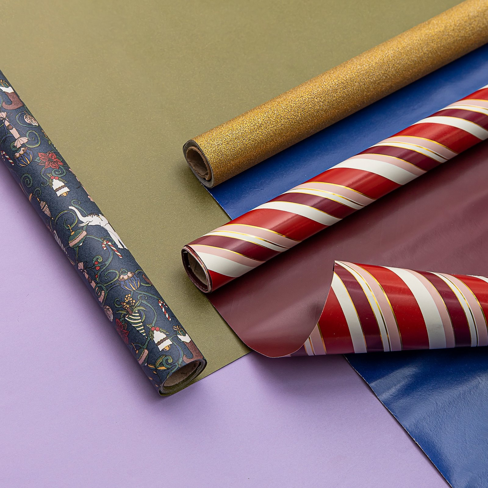 Gift paper Celebration 0,70x3 3pc 94602_sskit