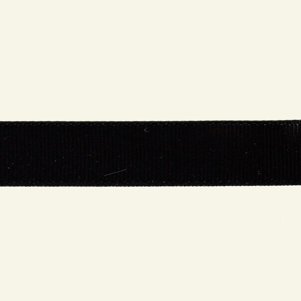 Gros grain ribbon 15mm black 5m 73102_pack