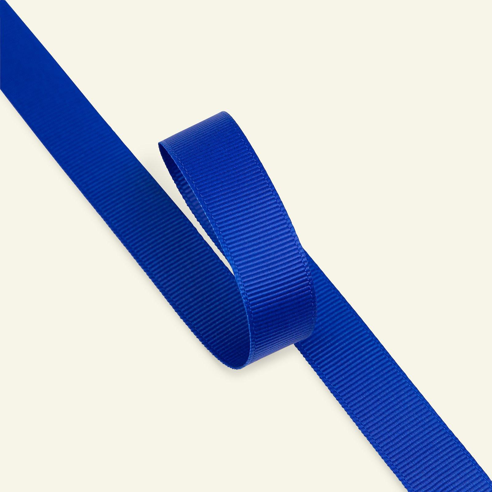 Gros grain ribbon 15mm cobolt 5m 73149_pack
