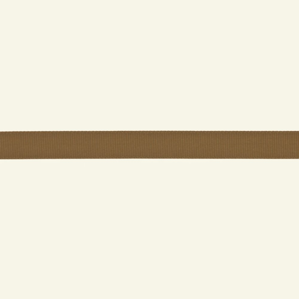 Gros grain ribbon 15mm dark curry 5m 73130_pack