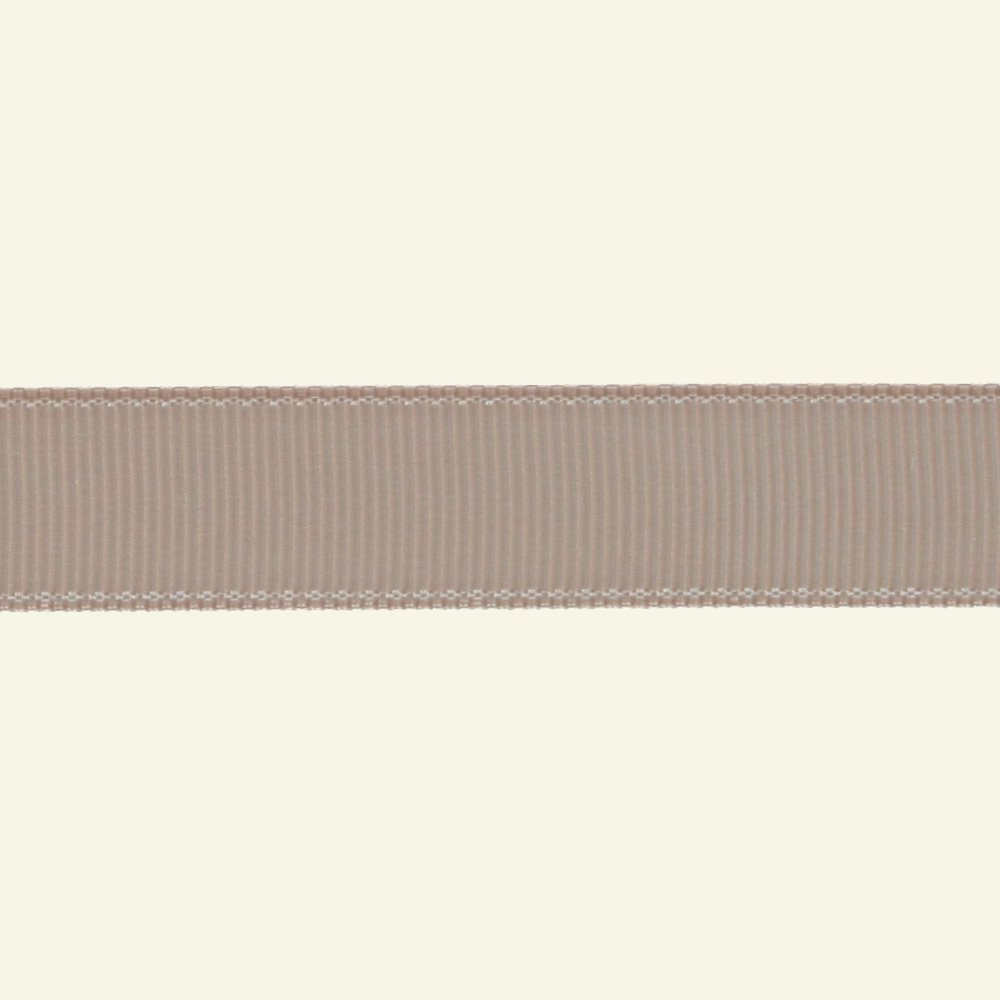 Gros grain ribbon 15mm powder 5m 73108_pack