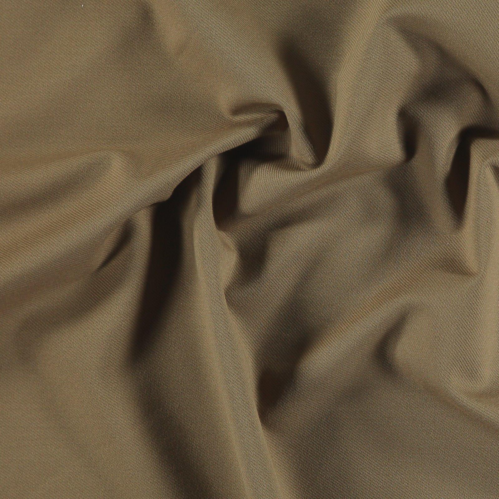 Heavy jersey twill dark beige 206143_pack