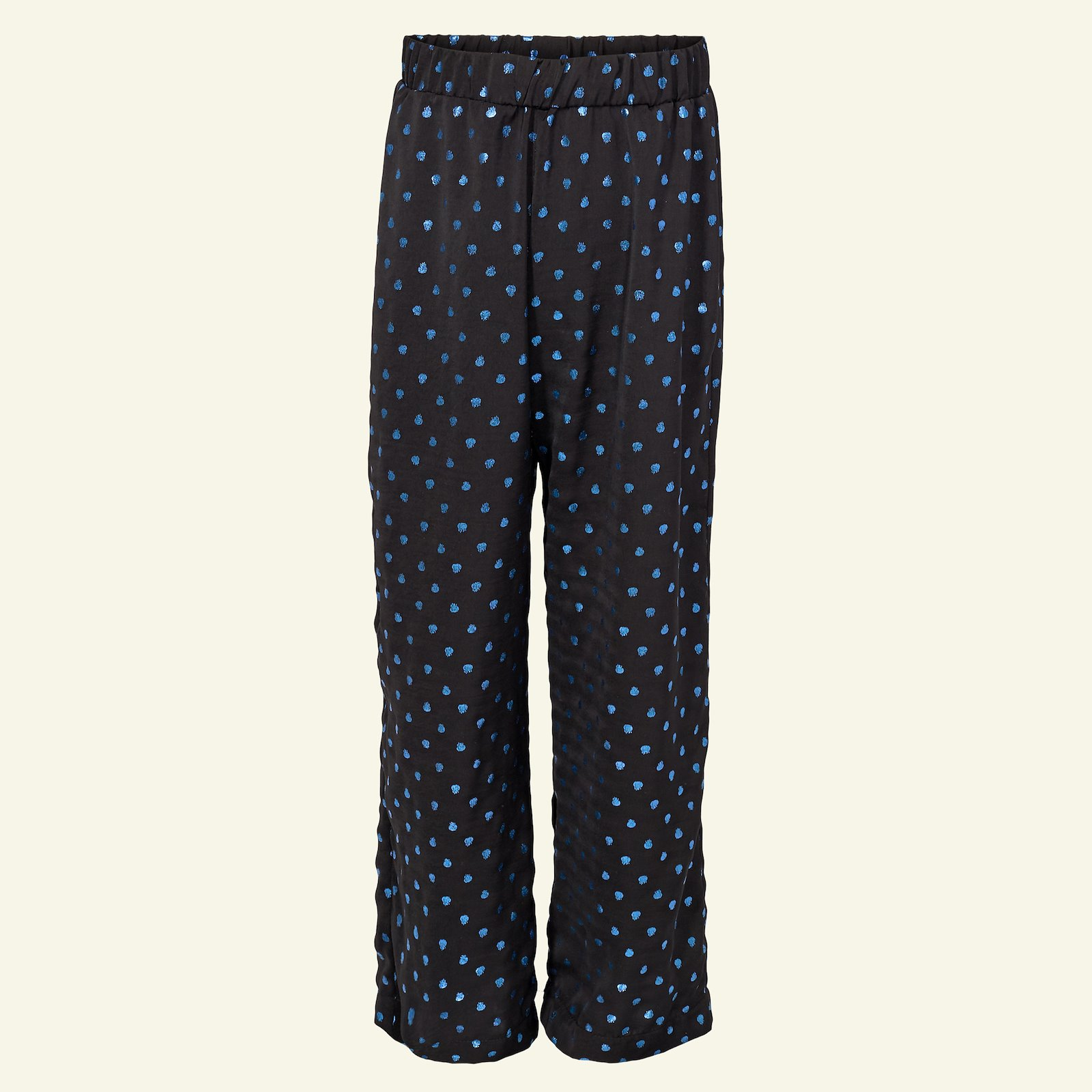 High waist and wide lege trouser, 110/5y p60034_570100_sskit