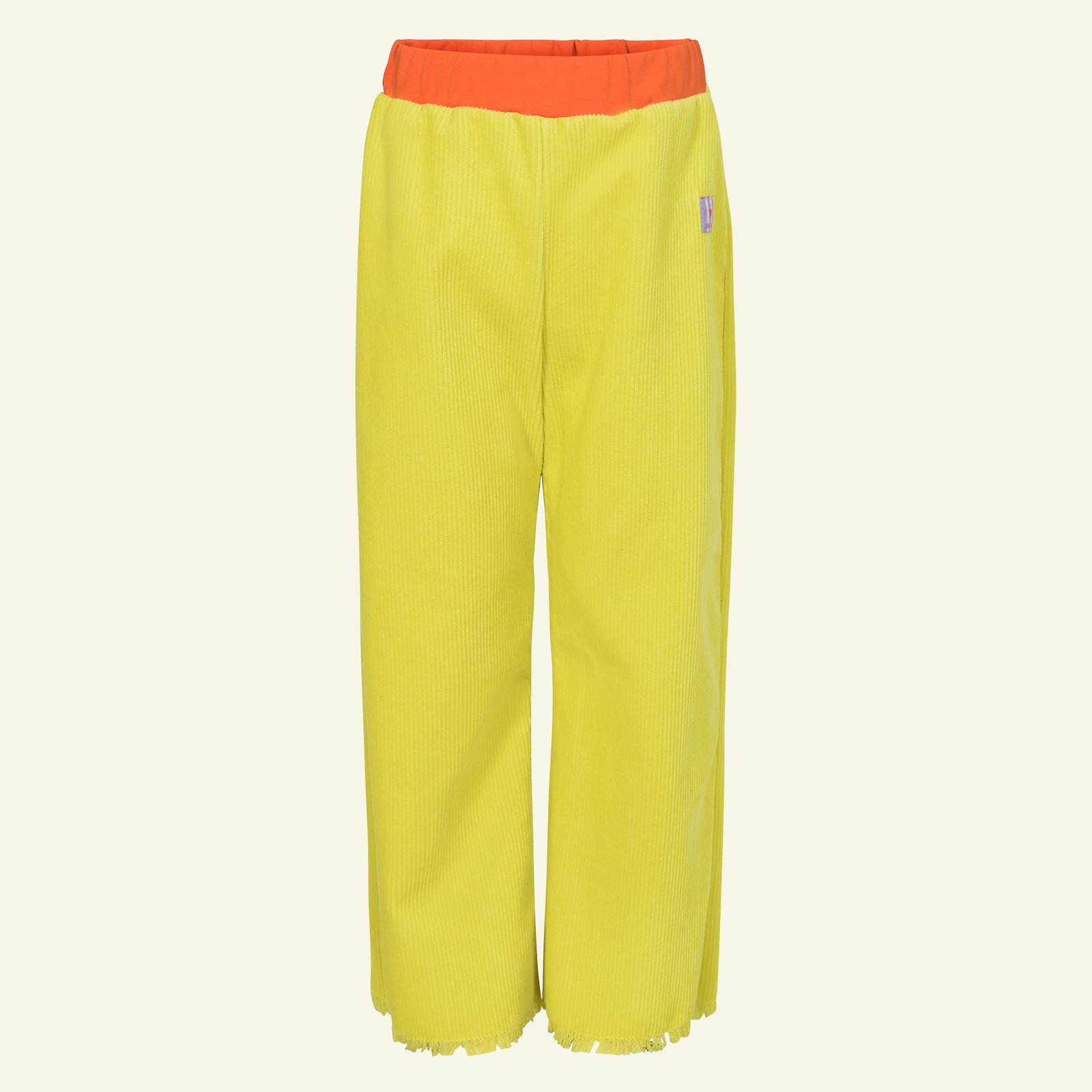 High waist and wide lege trouser, 122/7y p60034_430822_272319_26455_sskit
