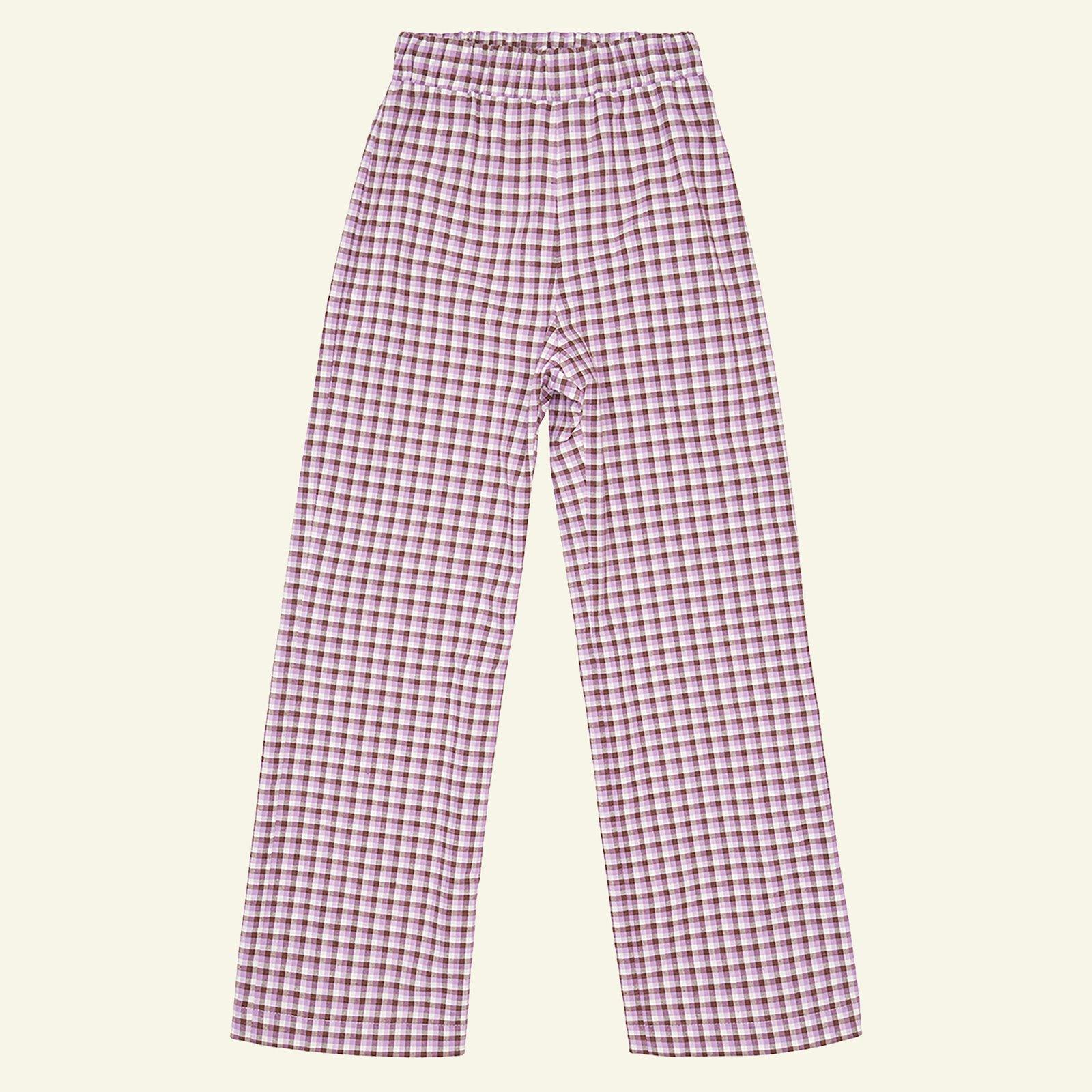 High waist and wide lege trouser, 140/10 p60034_501795_sskit