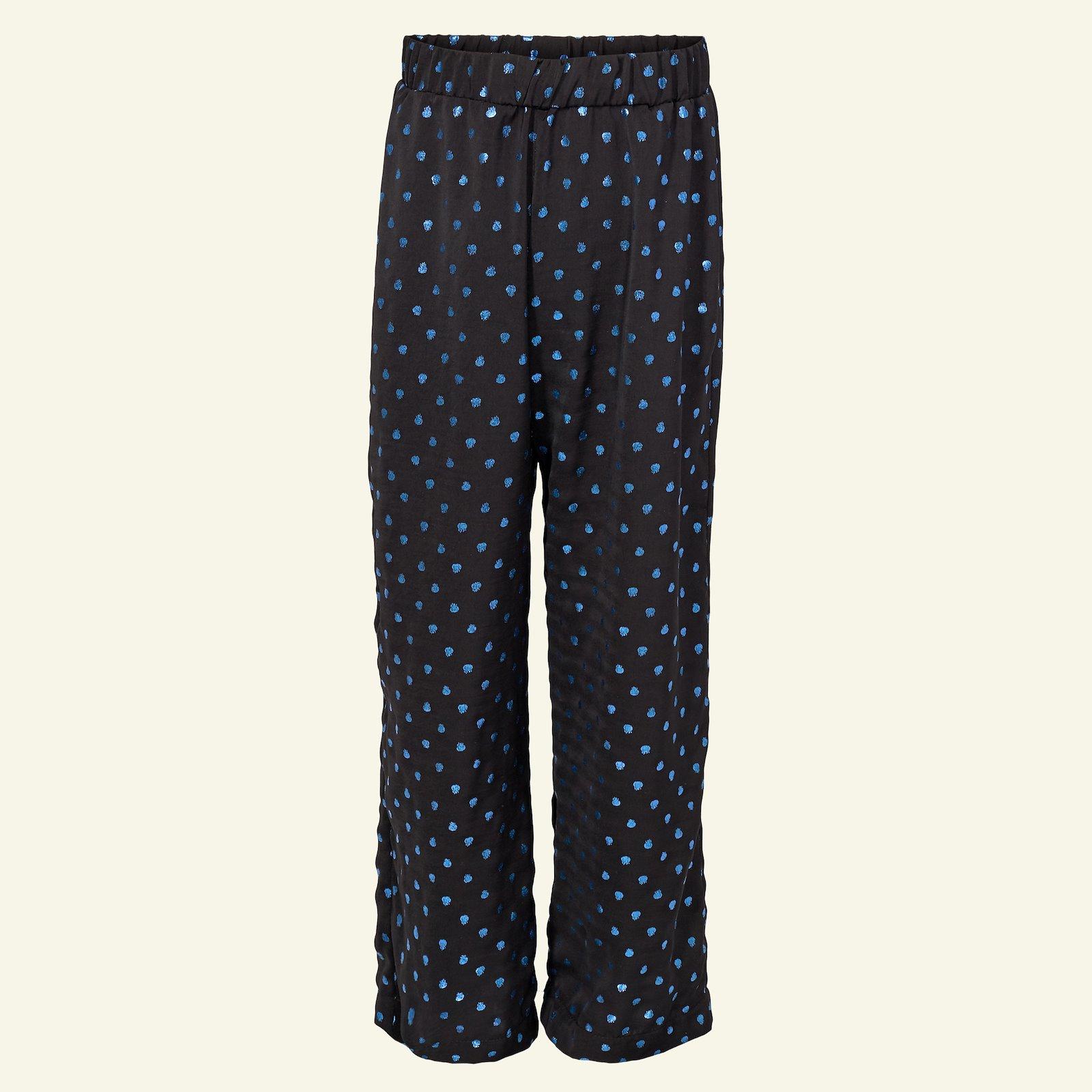 High waist and wide lege trouser, 140/10 p60034_570100_sskit