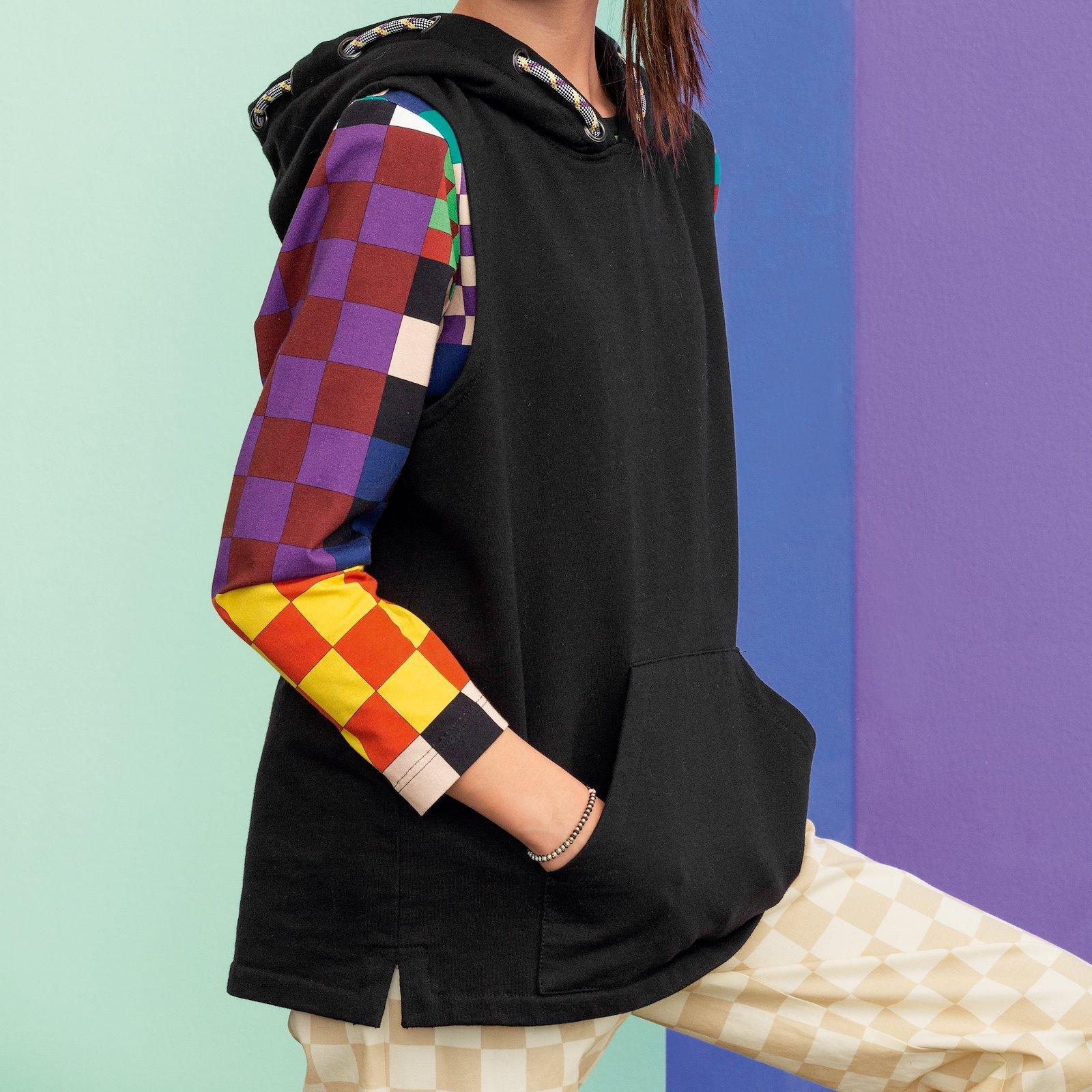 Hoodie waistcoat, 164/14y p62021_211759_230638_43690_22276_p62017_272807_p60034_420420_bundle
