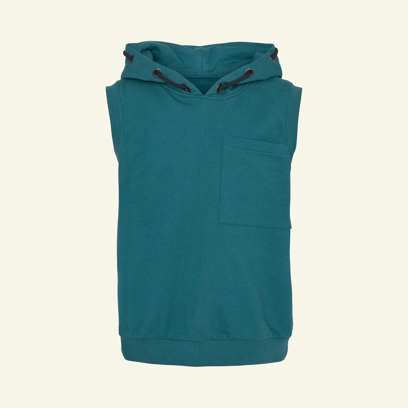 Hoodie waistcoat p62021_211775_75243_sskit
