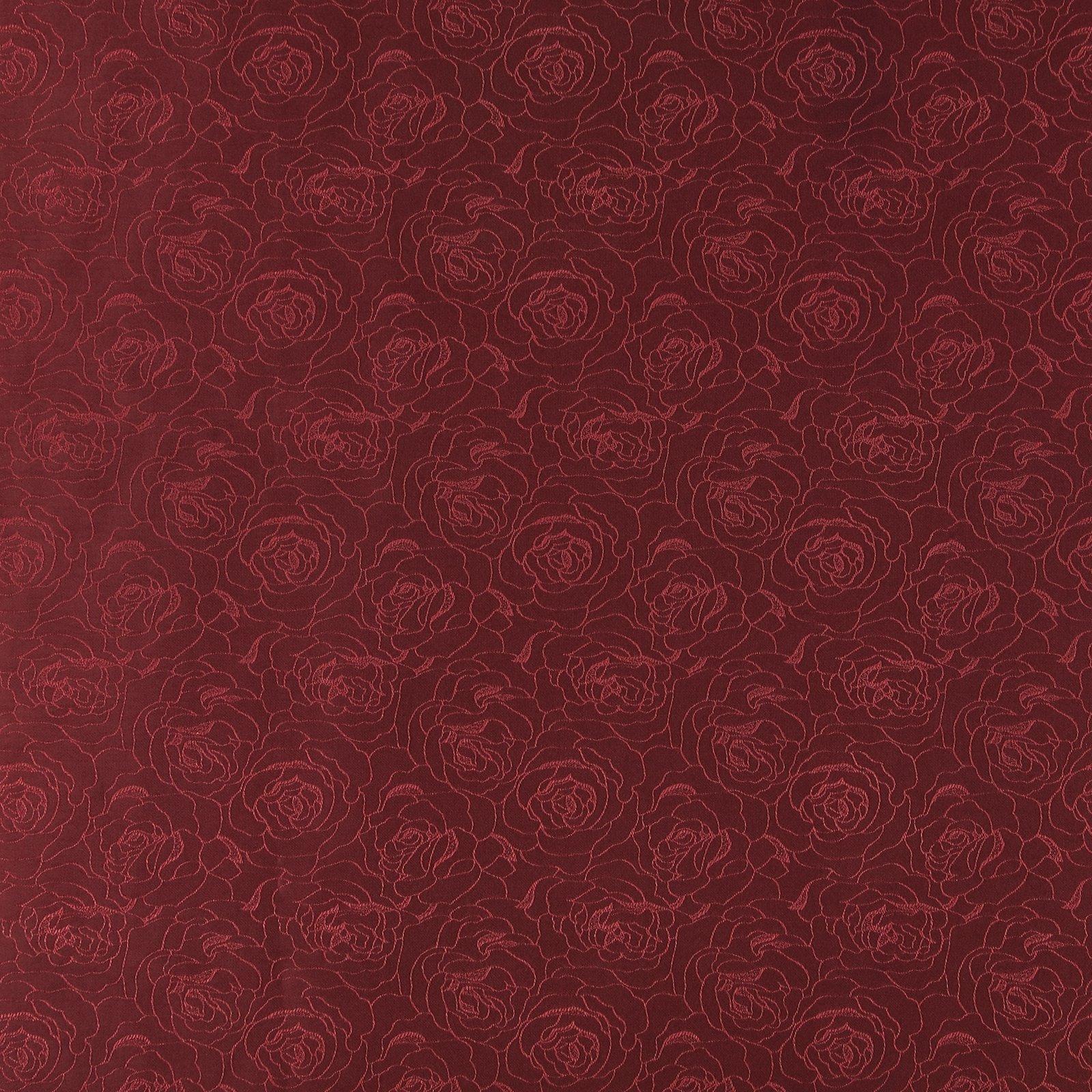 Jacquard bordeaux flower pattern 803702_pack_sp