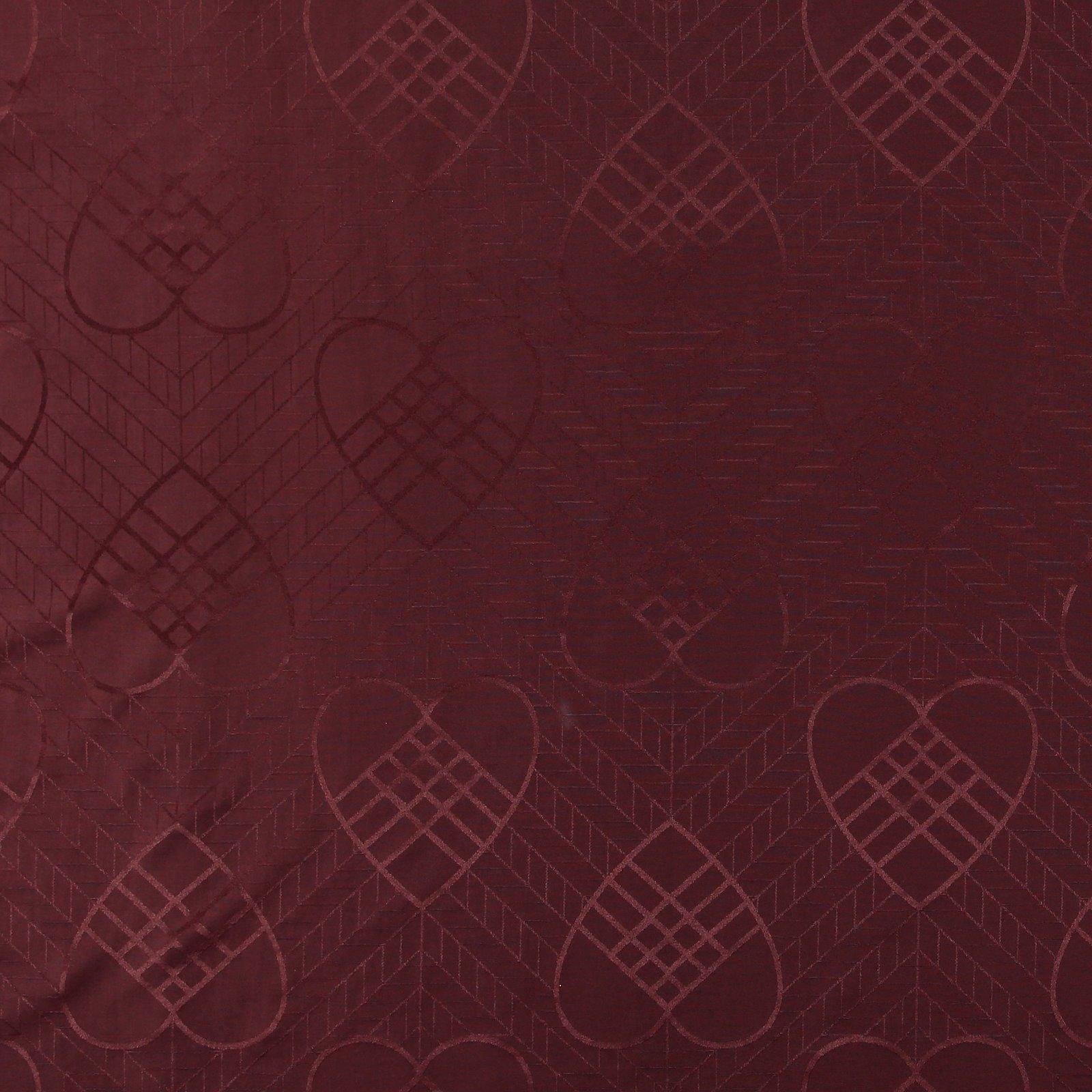 Jacquard chestnut brown w plait hearts 803819_pack_sp