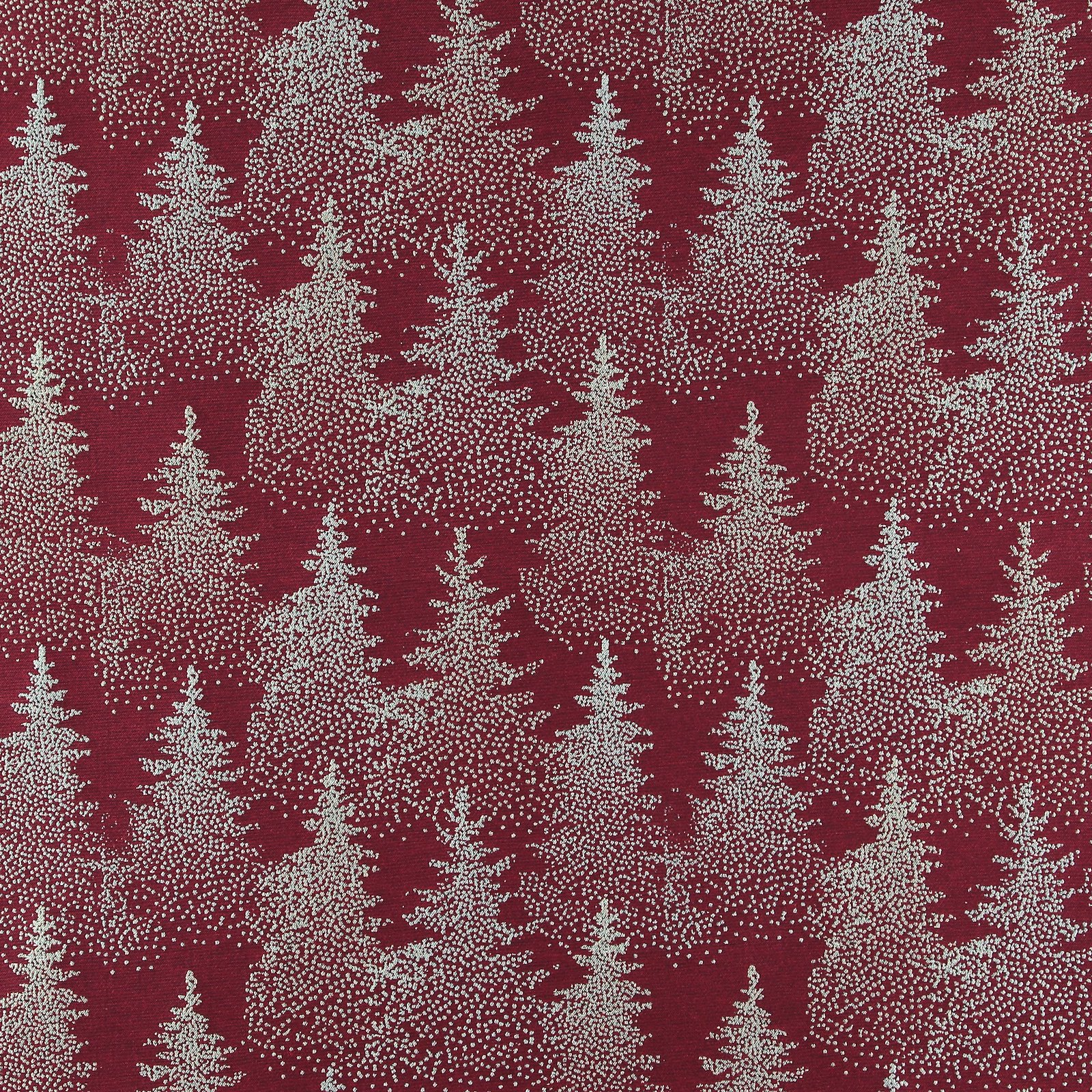 Jacquard classic red w gold/silver trees 824175_pack_lp