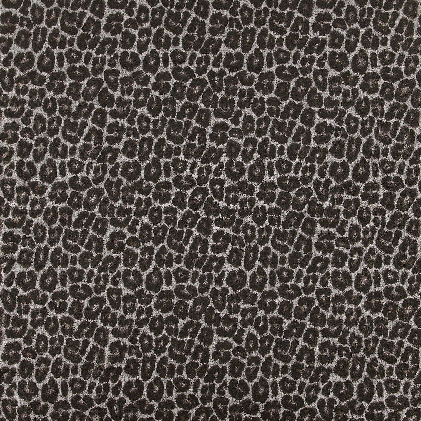 Jacquard grey w black/brown leo pattern 803732_pack_sp