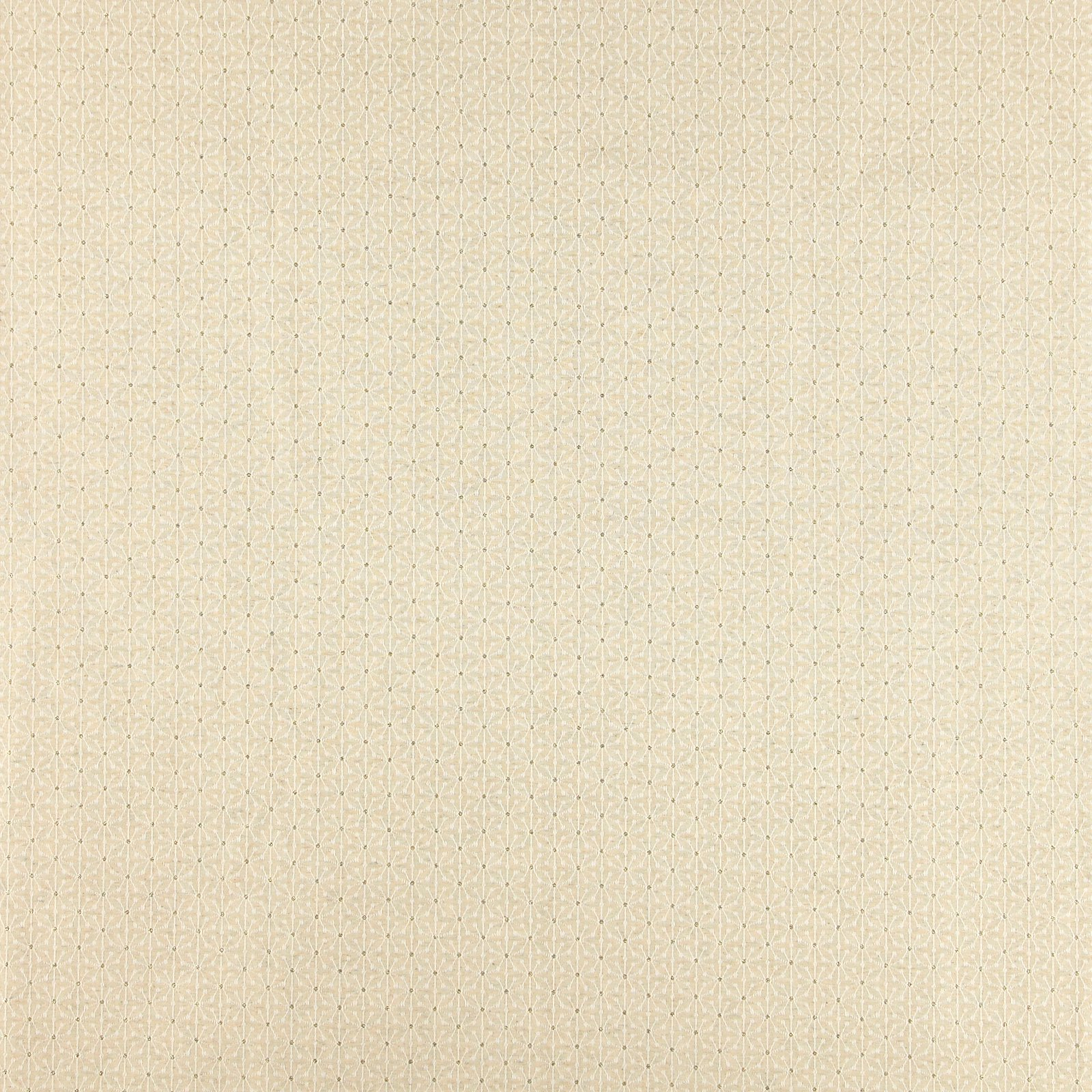 Jacquard yarn dyed sand w white flowers 803735_pack_sp