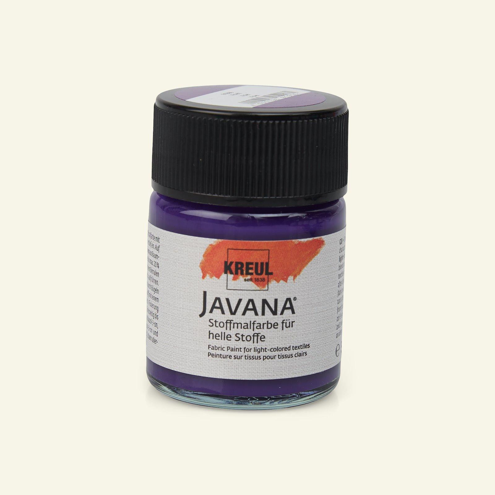 Javana fabric paint purple 50ml 29610_pack_b