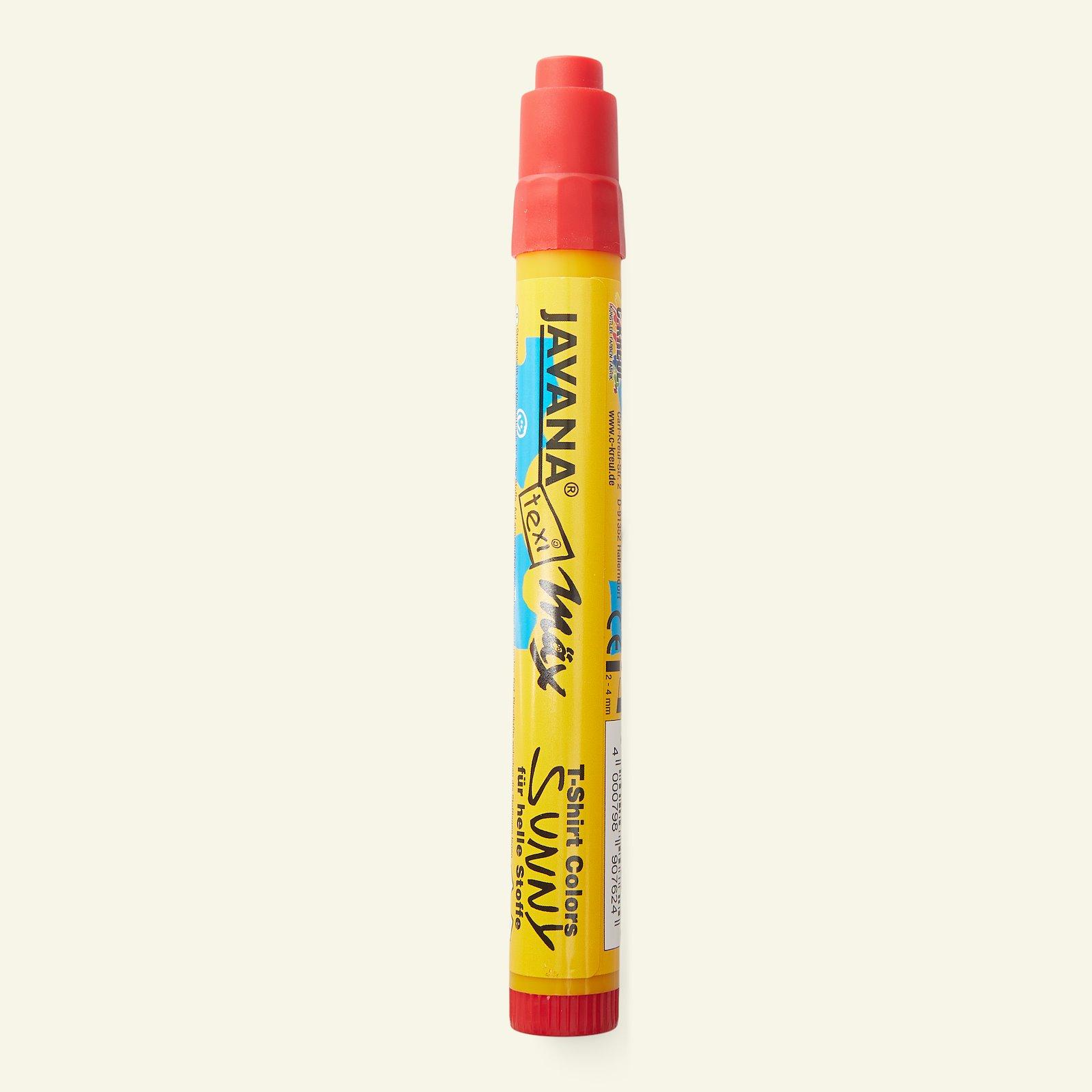 Javana marker for light fabrics red 29532_pack_b