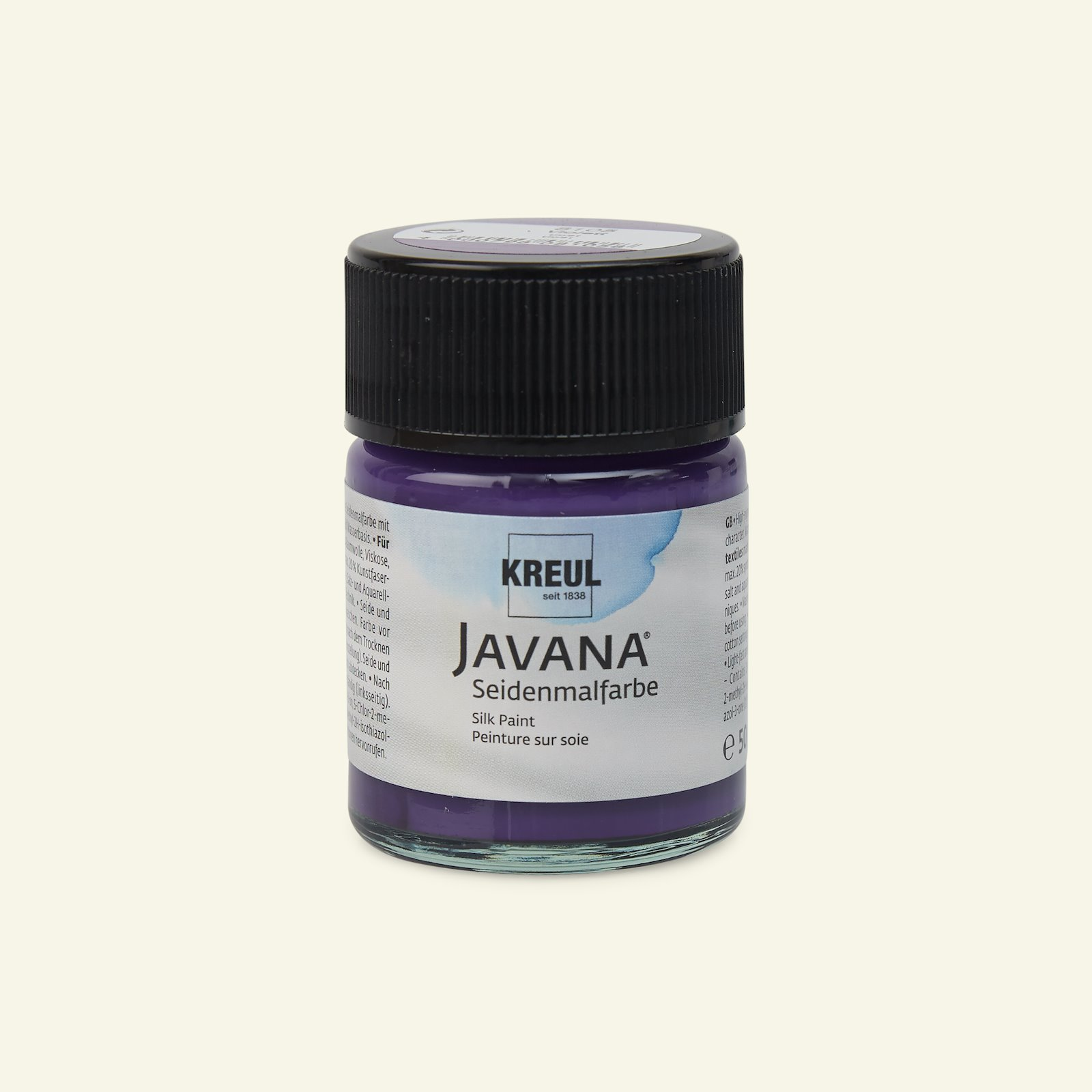 Javana Silk paint purple 50ml 29639_pack_b