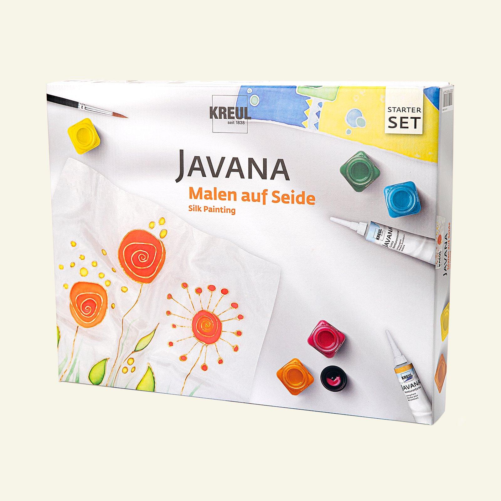 Javana Silk paint, starter kit 29630_pack_d