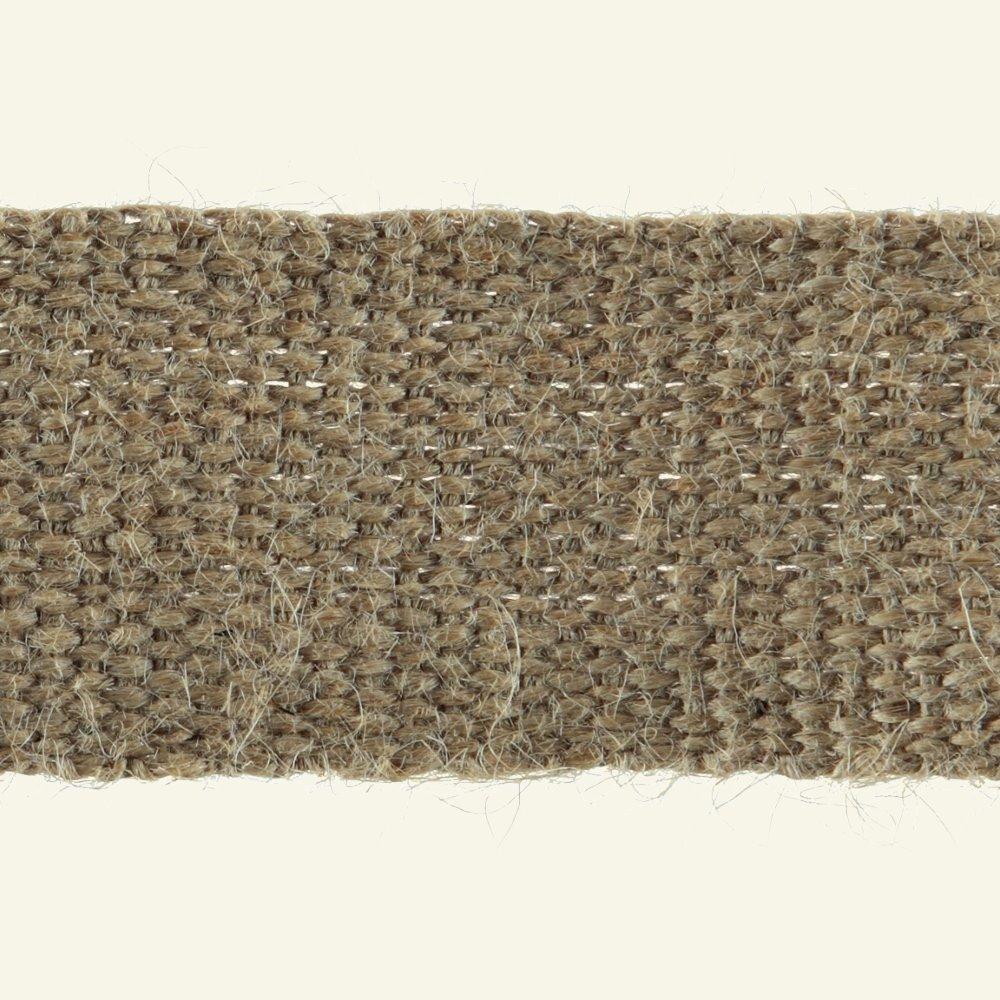 Jute Gurtband Kräftig 50 mm, 5m 26994_pack