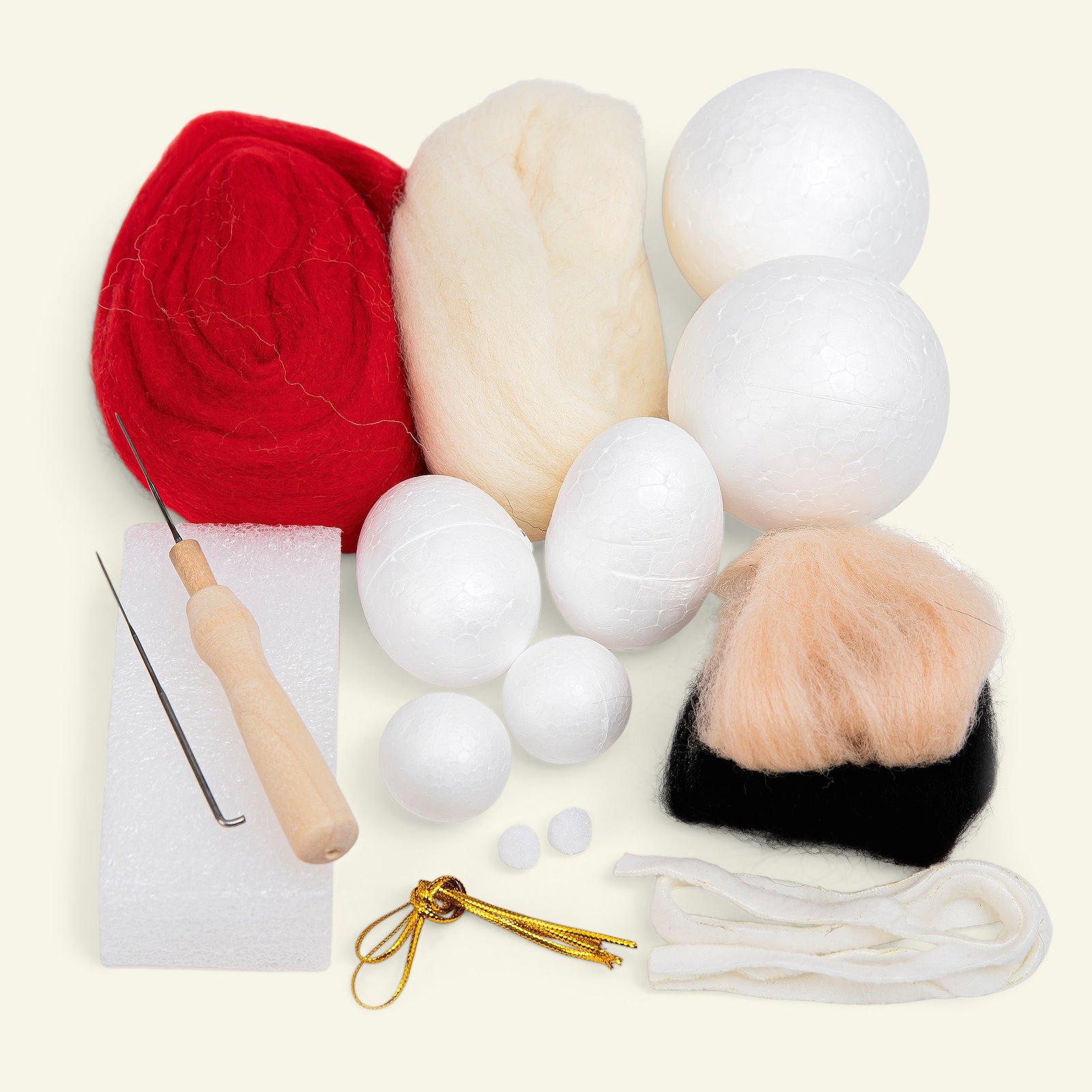 Kit wool elf and ball 14cm 2pcs 93781_pack_b