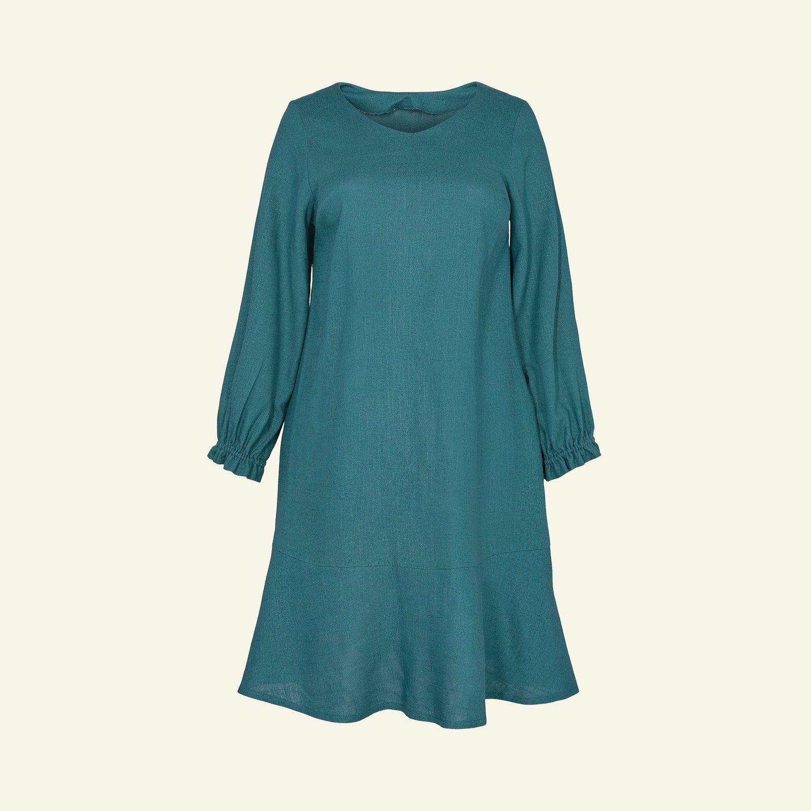 Kleid mit langen und kurzen Ärmeln, 46 p73018_410129_sskit