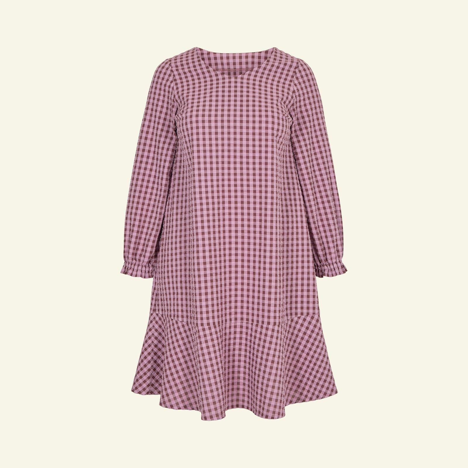 Kleid mit langen und kurzen Ärmeln, 46 p73018_580070_sskit