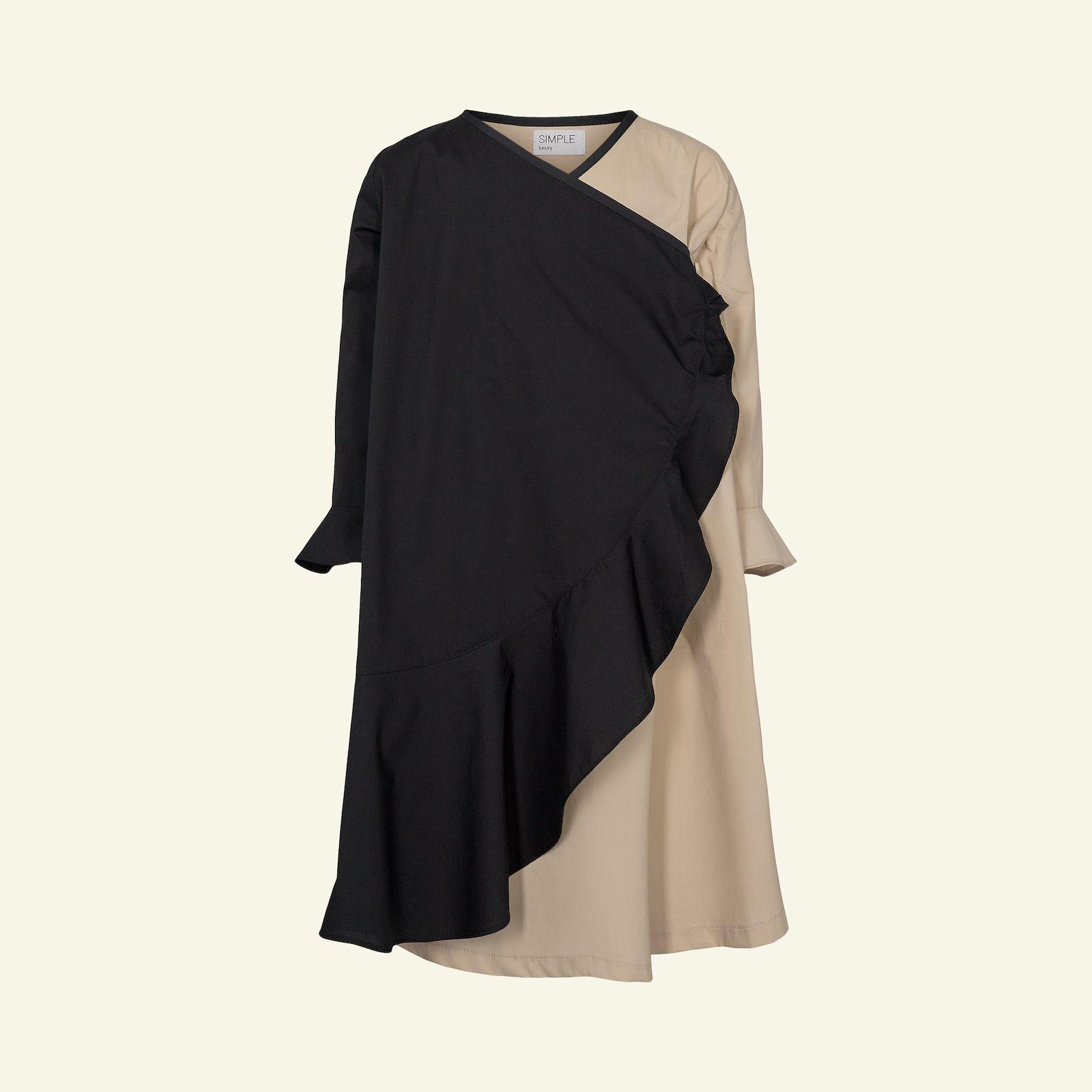 Kleid und Bluse mit Rüsche p63066_540110_510112_64080_24865_sskit