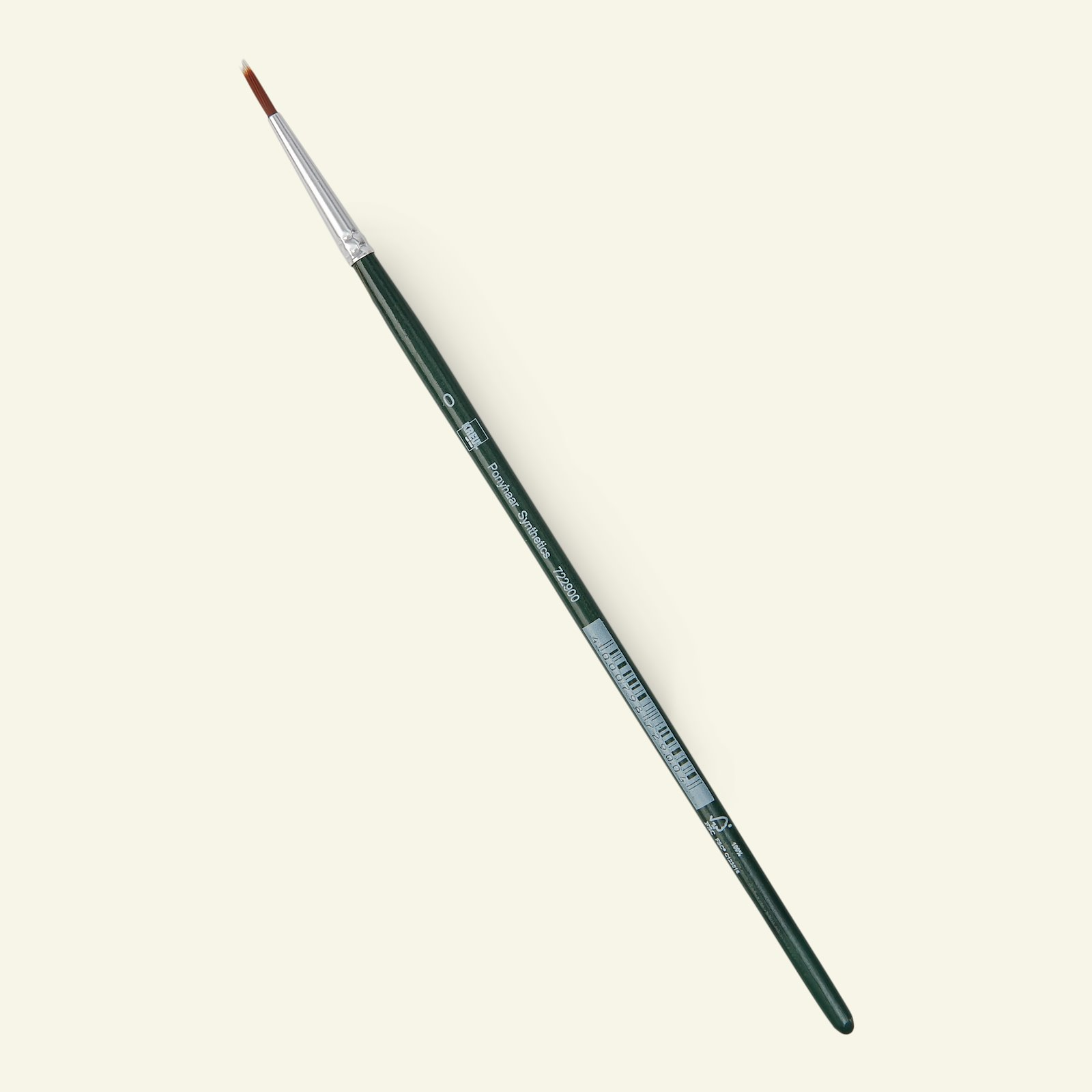 Kreul brush PonyHair Synth. Size 0. 1pc 29190_pack_b