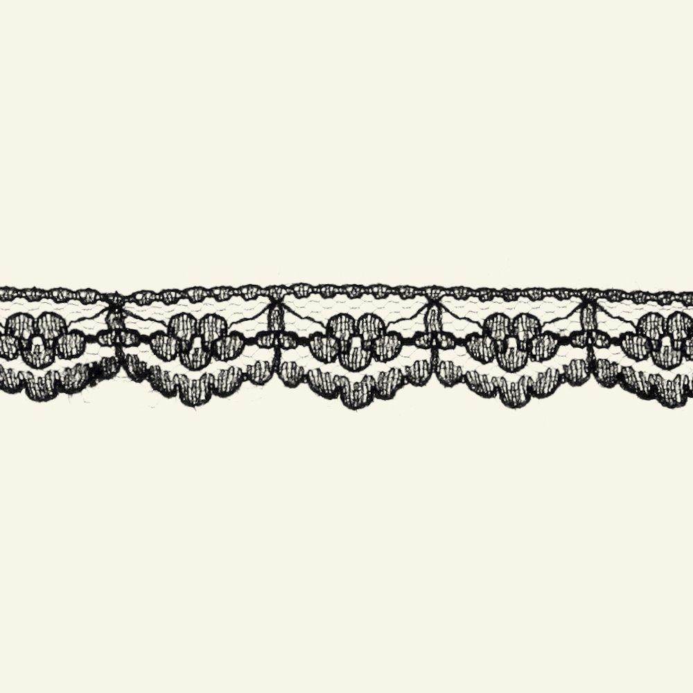Lace 15mm black 5m 25110_pack