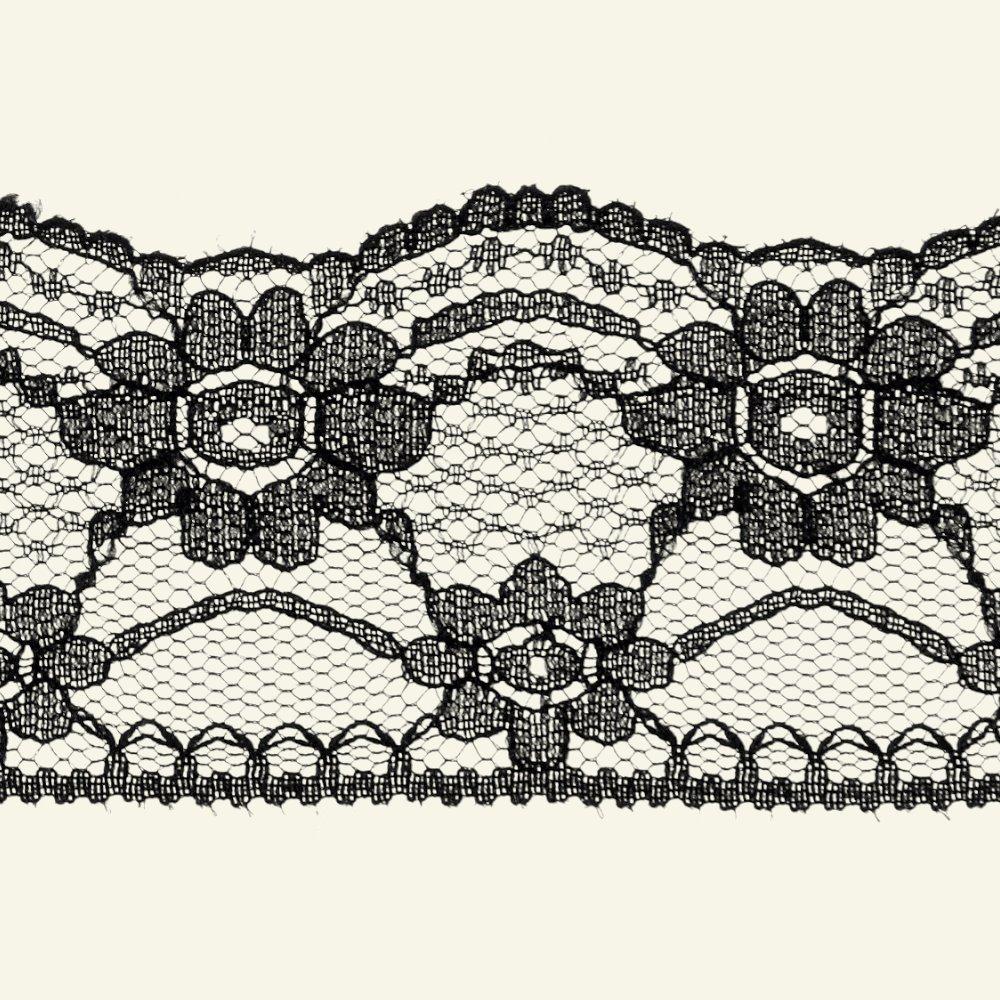 Lace 40mm black 5m 25093_pack