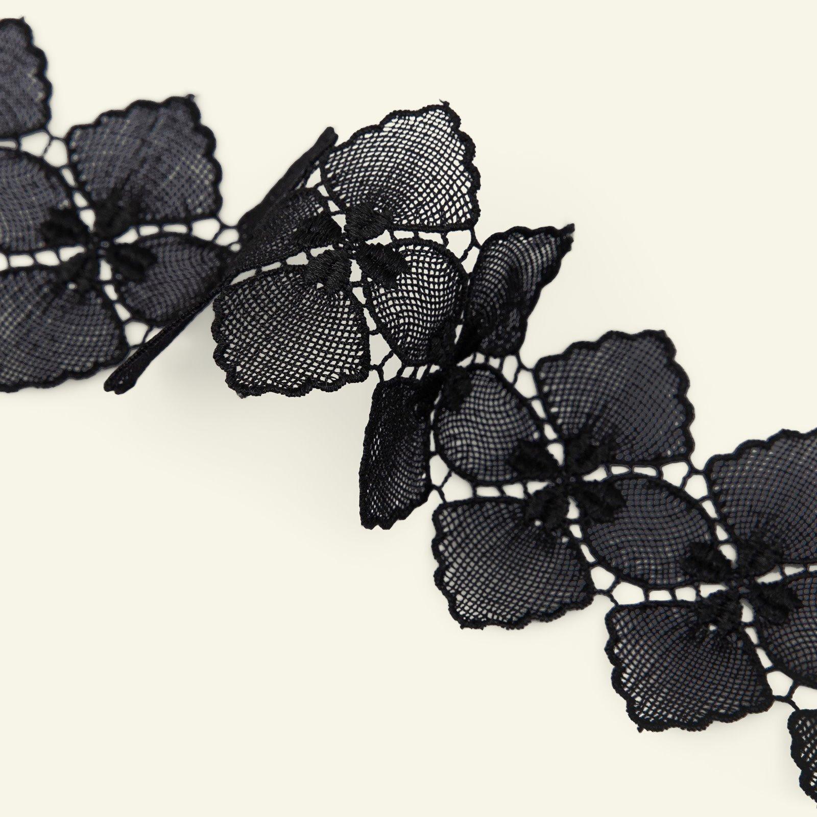 Lace 50mm black 1,5m 22217_pack