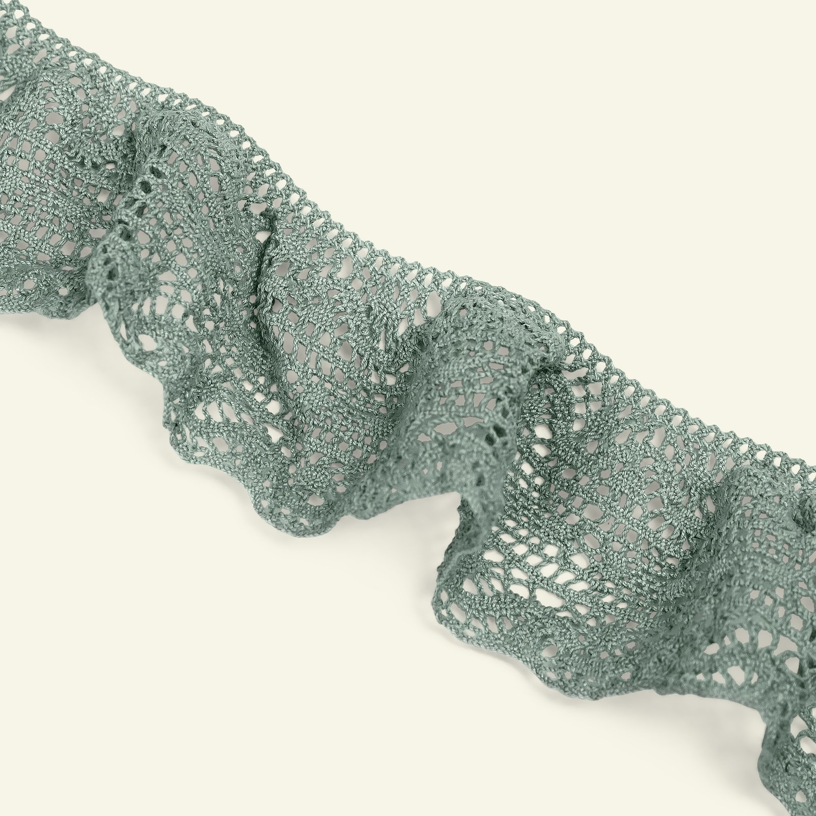 Lace stretch 45mm dusty army 1,5m 25173_pack